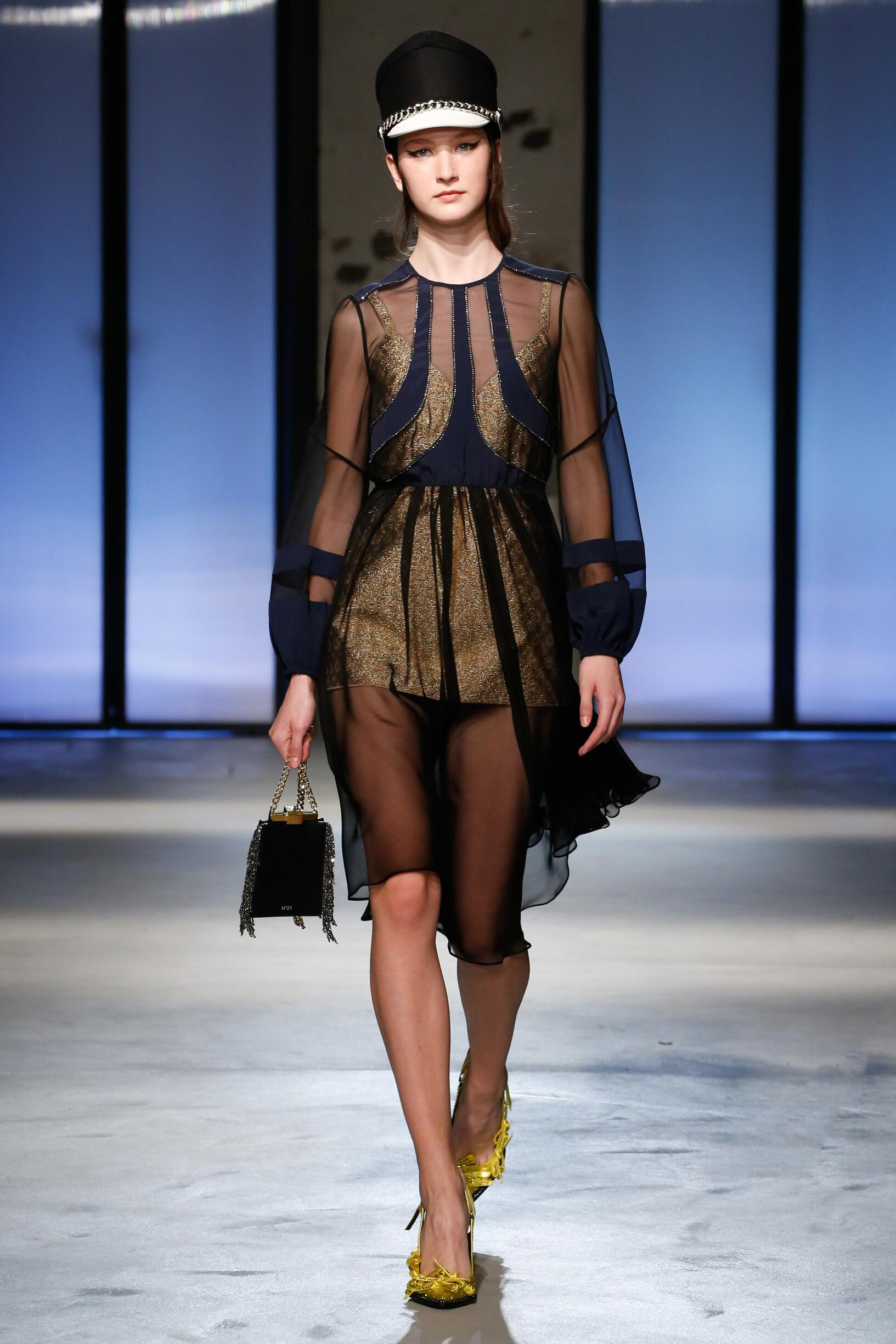 Fashion 2018-19 Woman Trends N°21