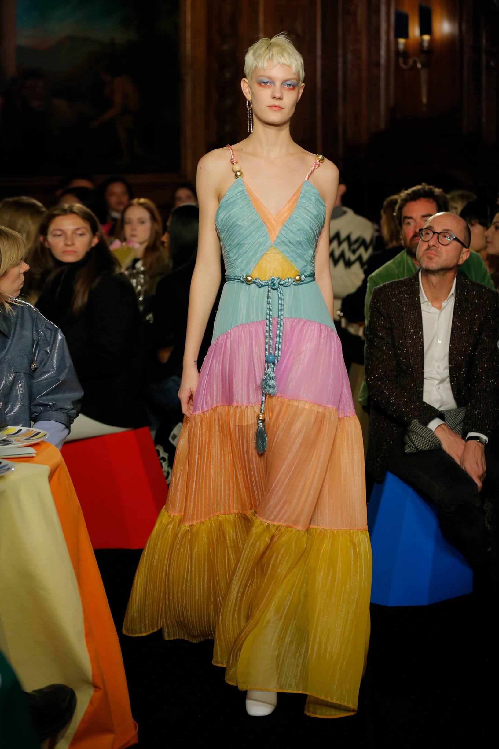 Fashion 2018-19 Woman Trends Peter Pilotto