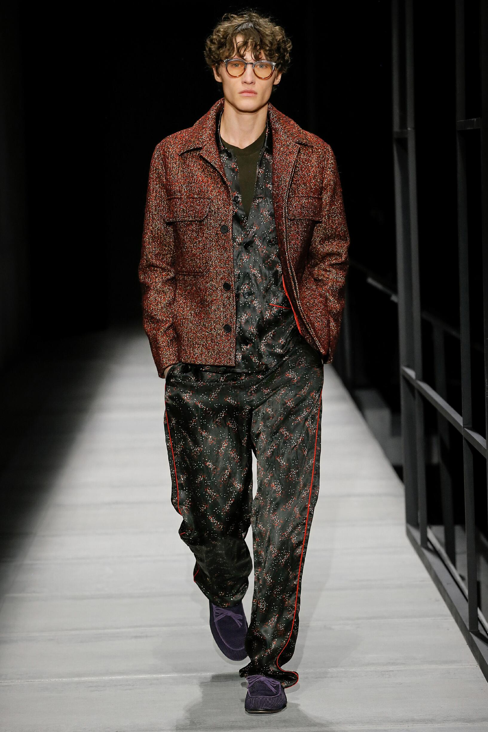 Fashion 2018-2019 Catwalk Bottega Veneta Winter