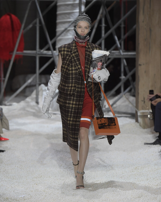 Fashion 2018-2019 Catwalk Calvin Klein 205W39NYC Winter