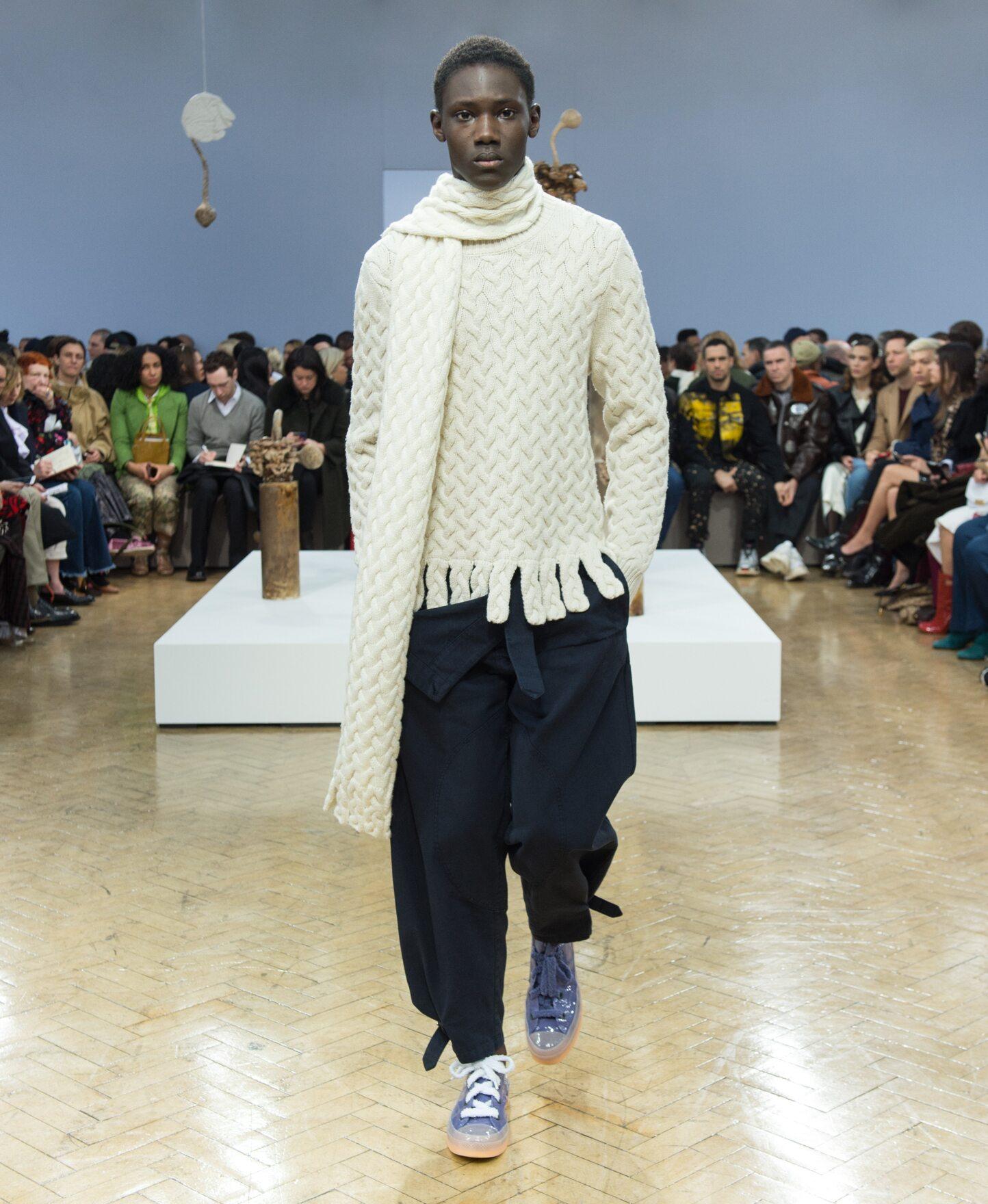 Fashion 2018-2019 Man Style J.W. Anderson