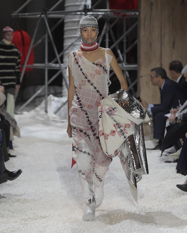Fashion 2018-2019 Woman Style Calvin Klein 205W39NYC