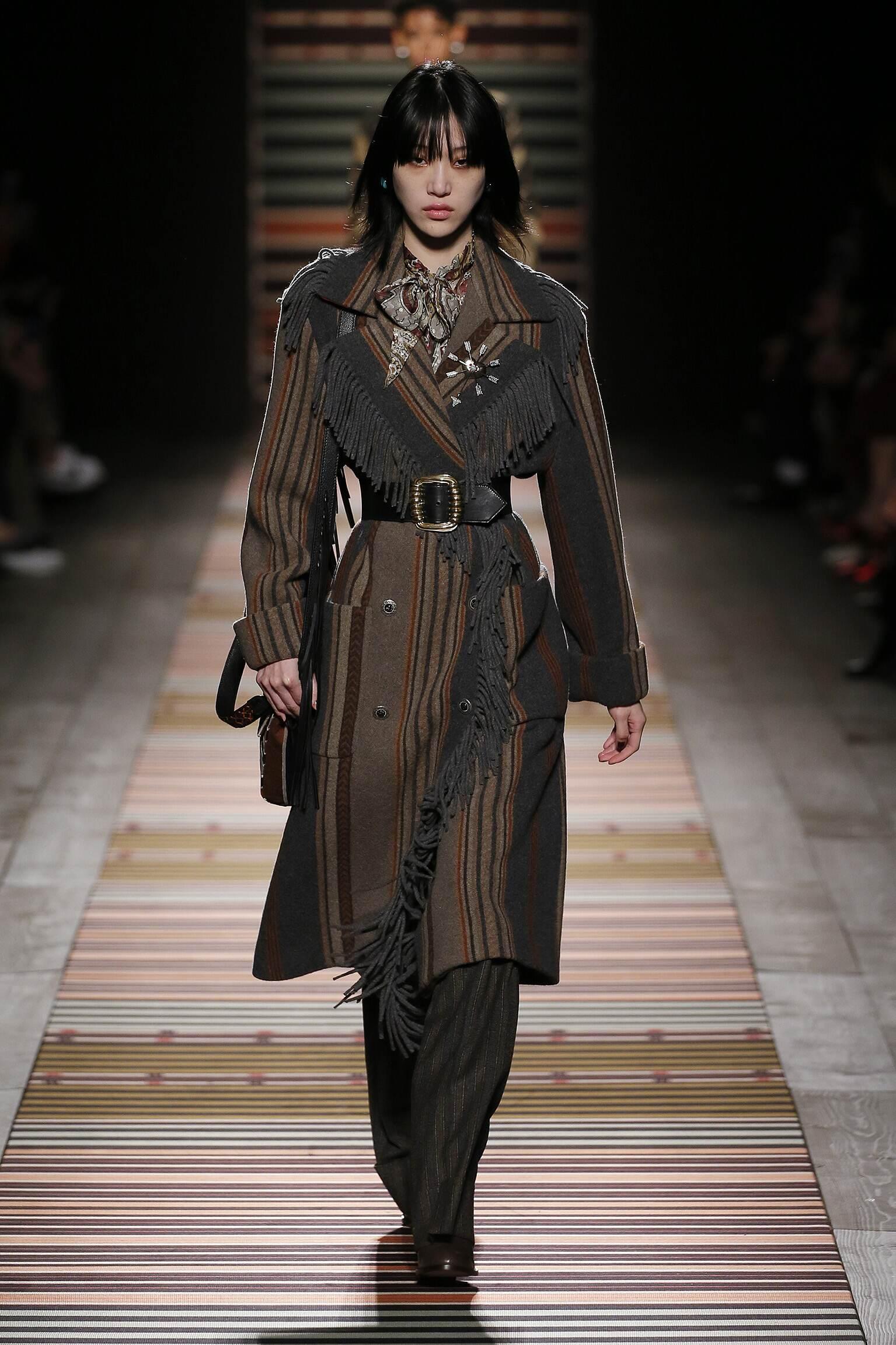 Fashion 2018-2019 Woman Style Etro