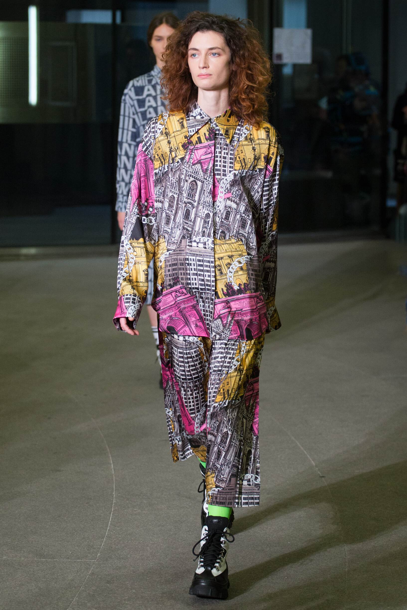 Fashion 2018-2019 Womenswear Style Msgm