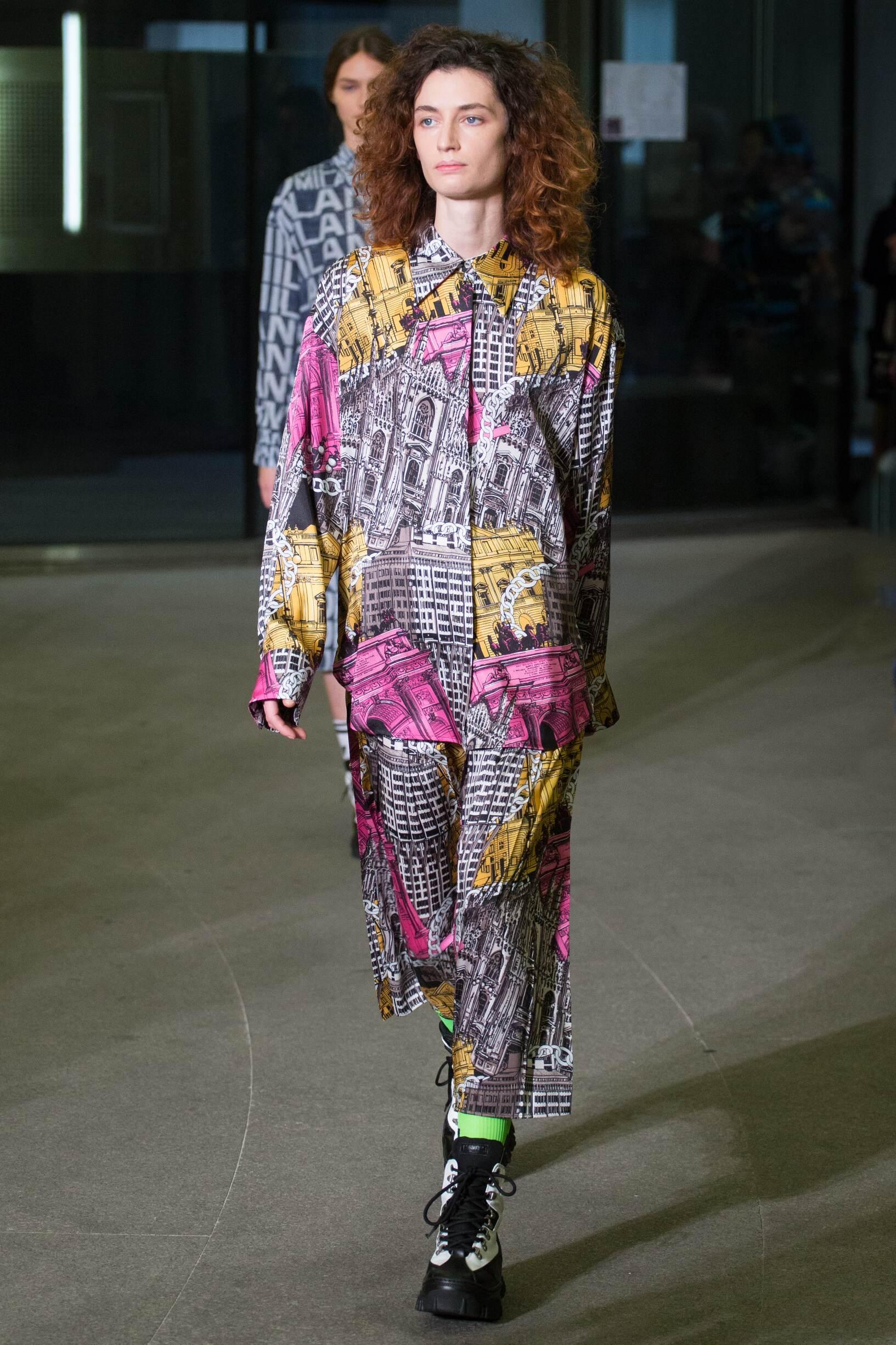 Fashion 2018-2019 Womenswear Style Msgm
