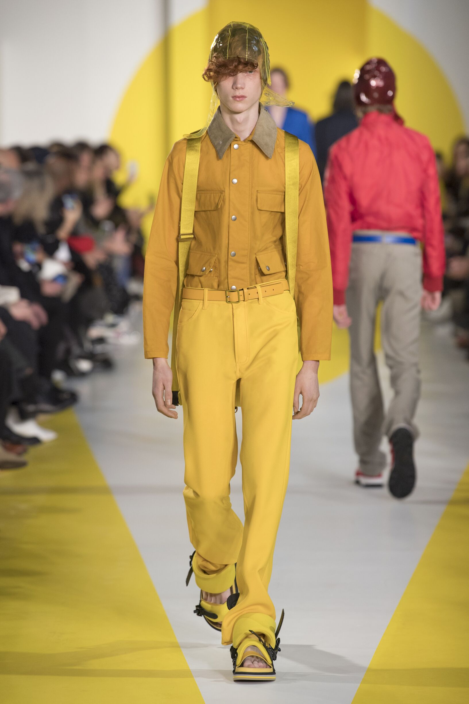Maison Margiela Fall Winter 2018 Men S Collection The