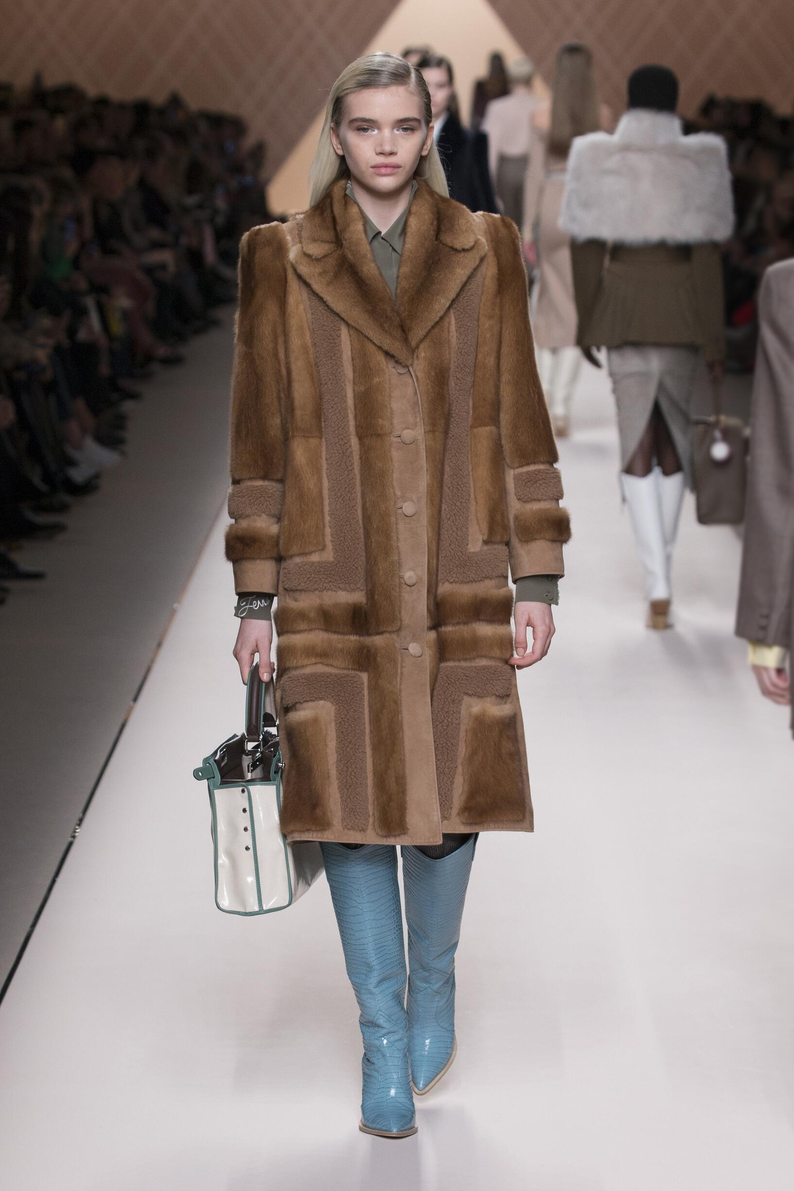 Fendi FW 2018 Womenswear