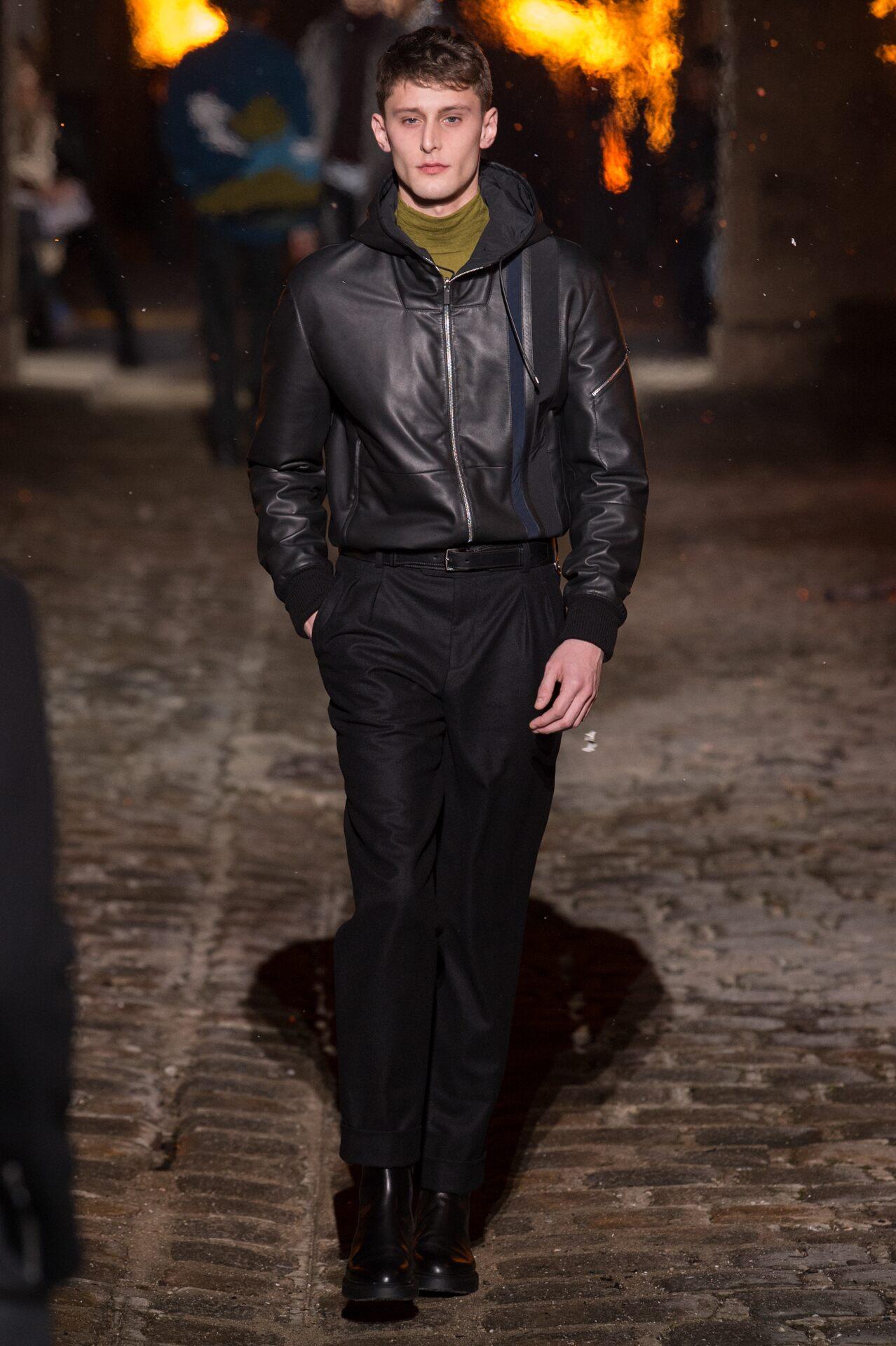 Hermès FW 2018 Menswear