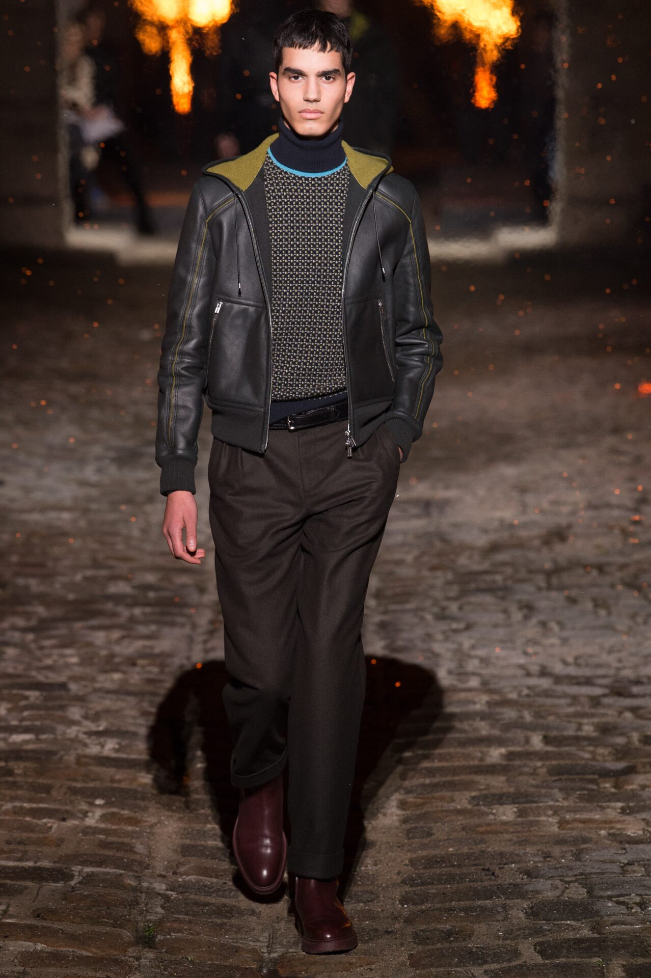 Hermès Fall 2018 Catwalk