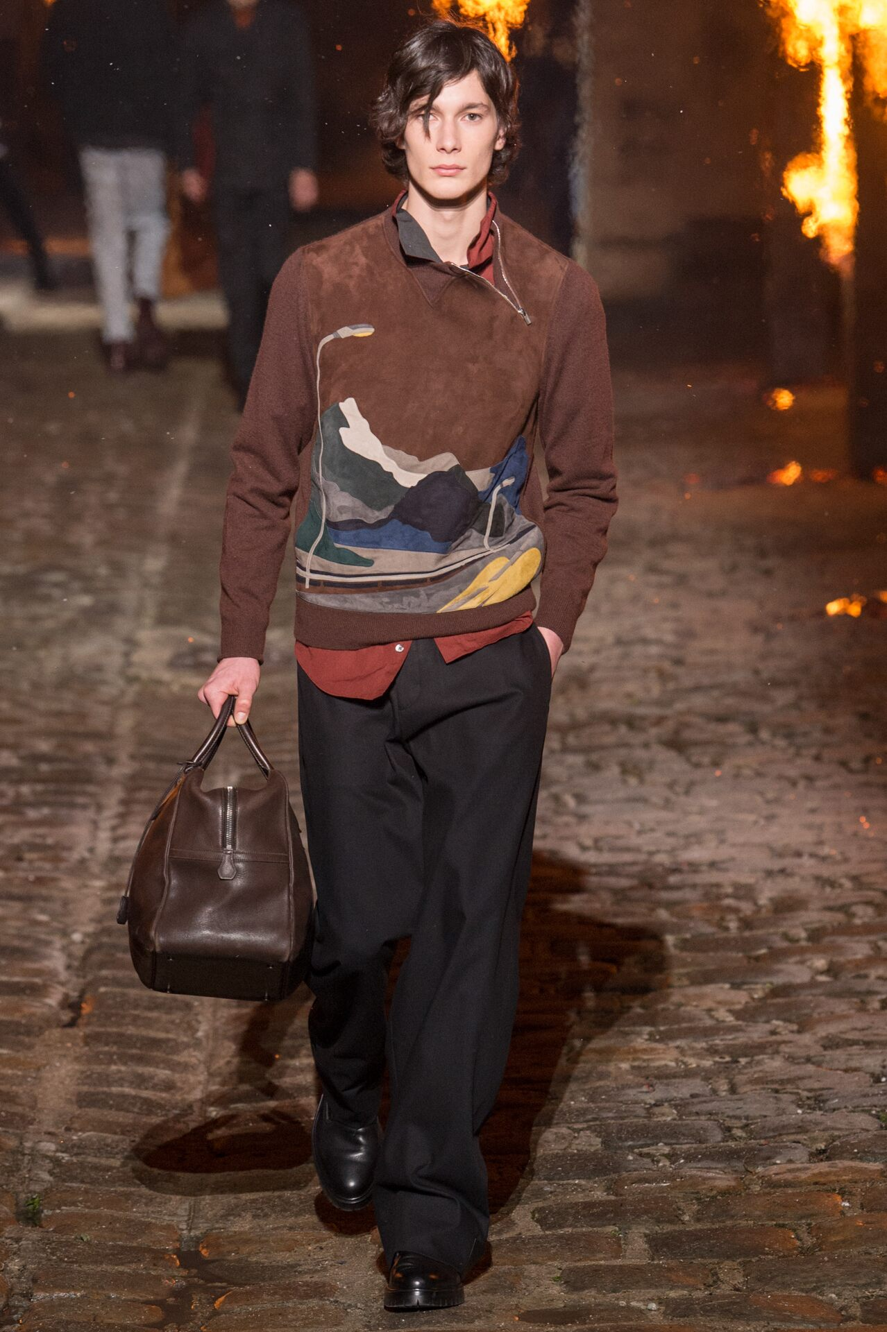Hermès Fall Winter 2018 Mens Collection Paris Fashion Week