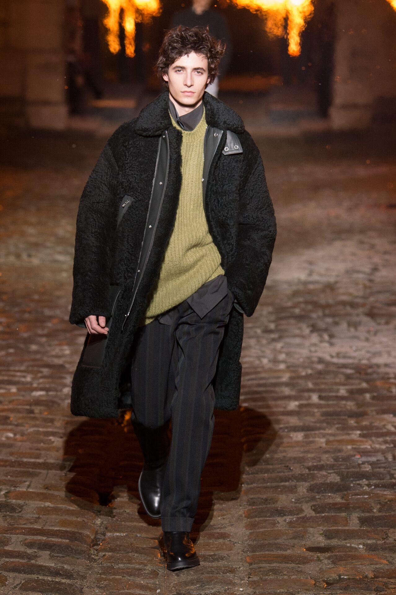 Hermes Fall Winter 2018 Men S Collection The Skinny Beep