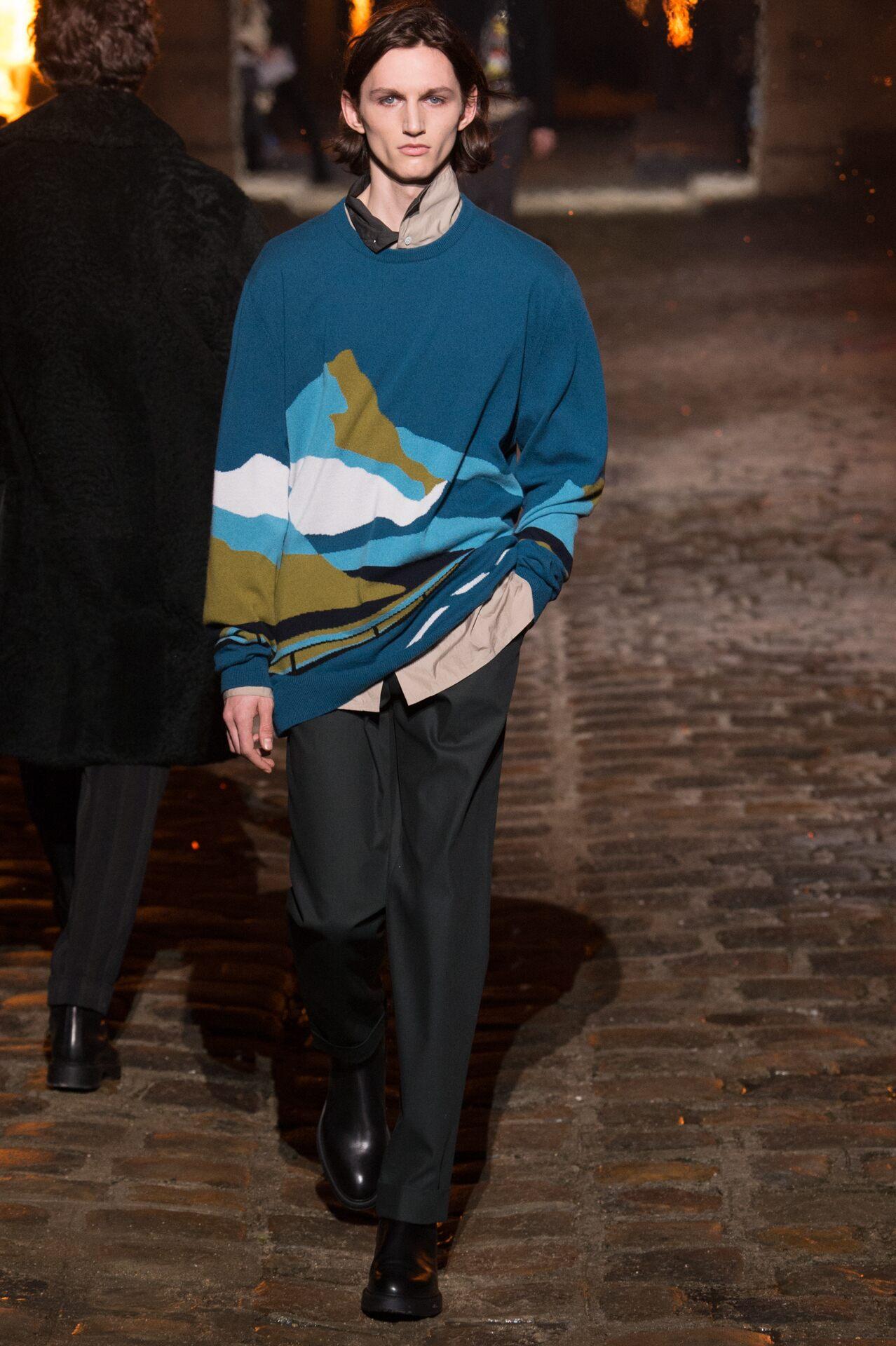 Hermès Man Style 2018
