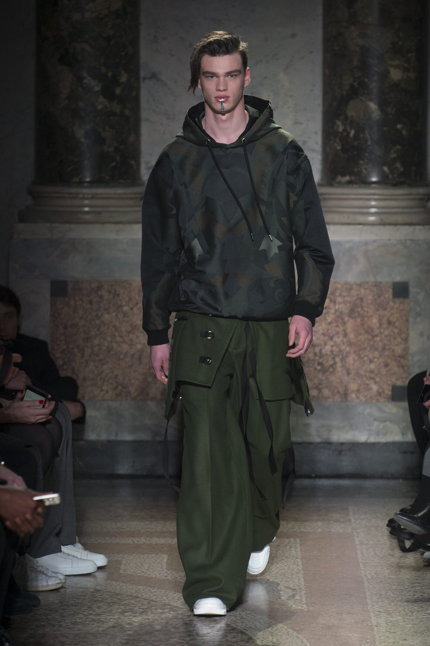 Les Hommes FW 2018 Menswear