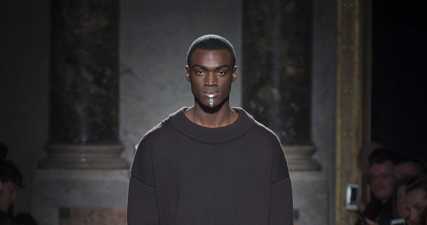 Les Hommes Fashion Show FW 2018 Milan