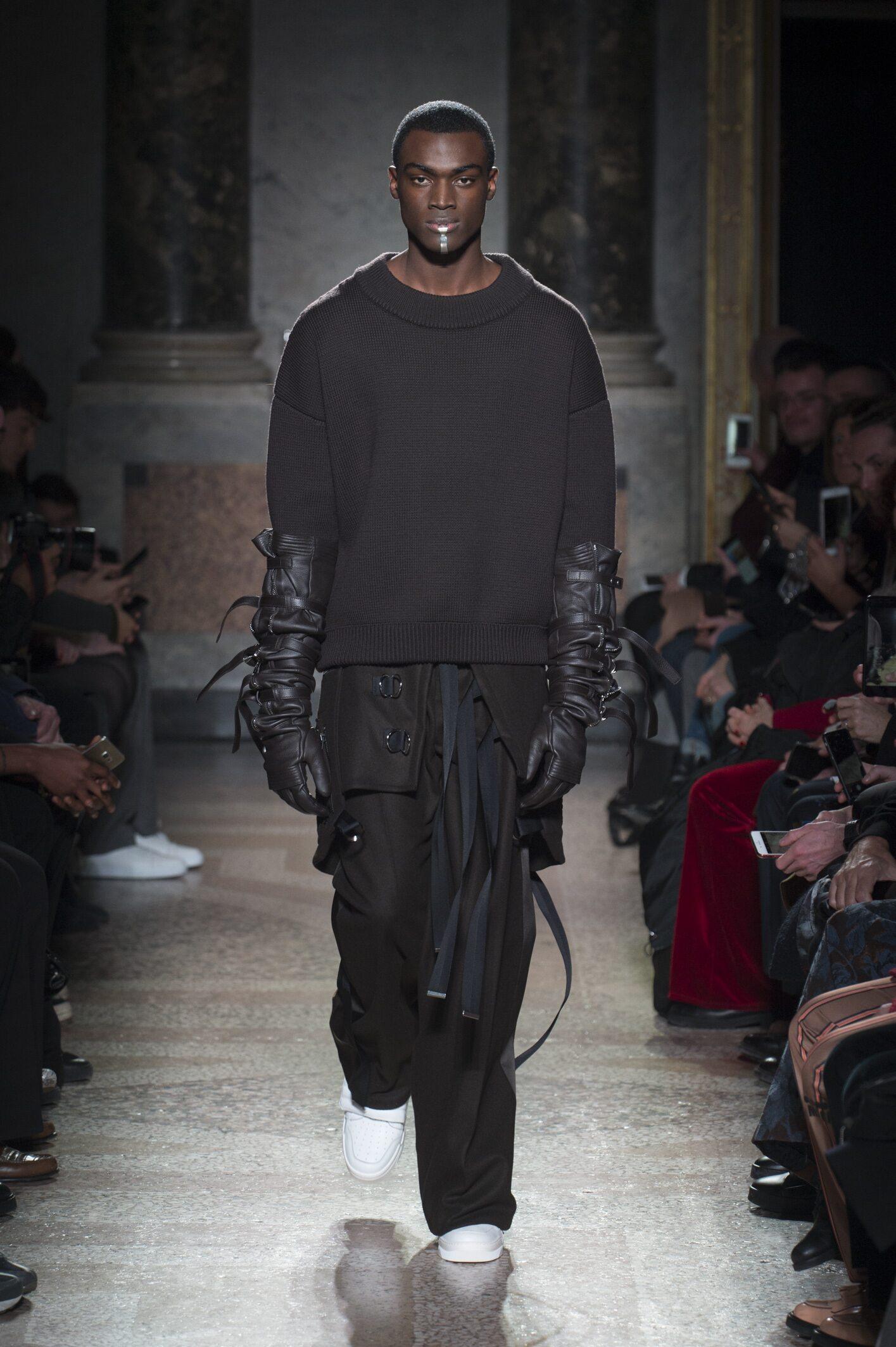 Les Hommes Fashion Show FW 2018