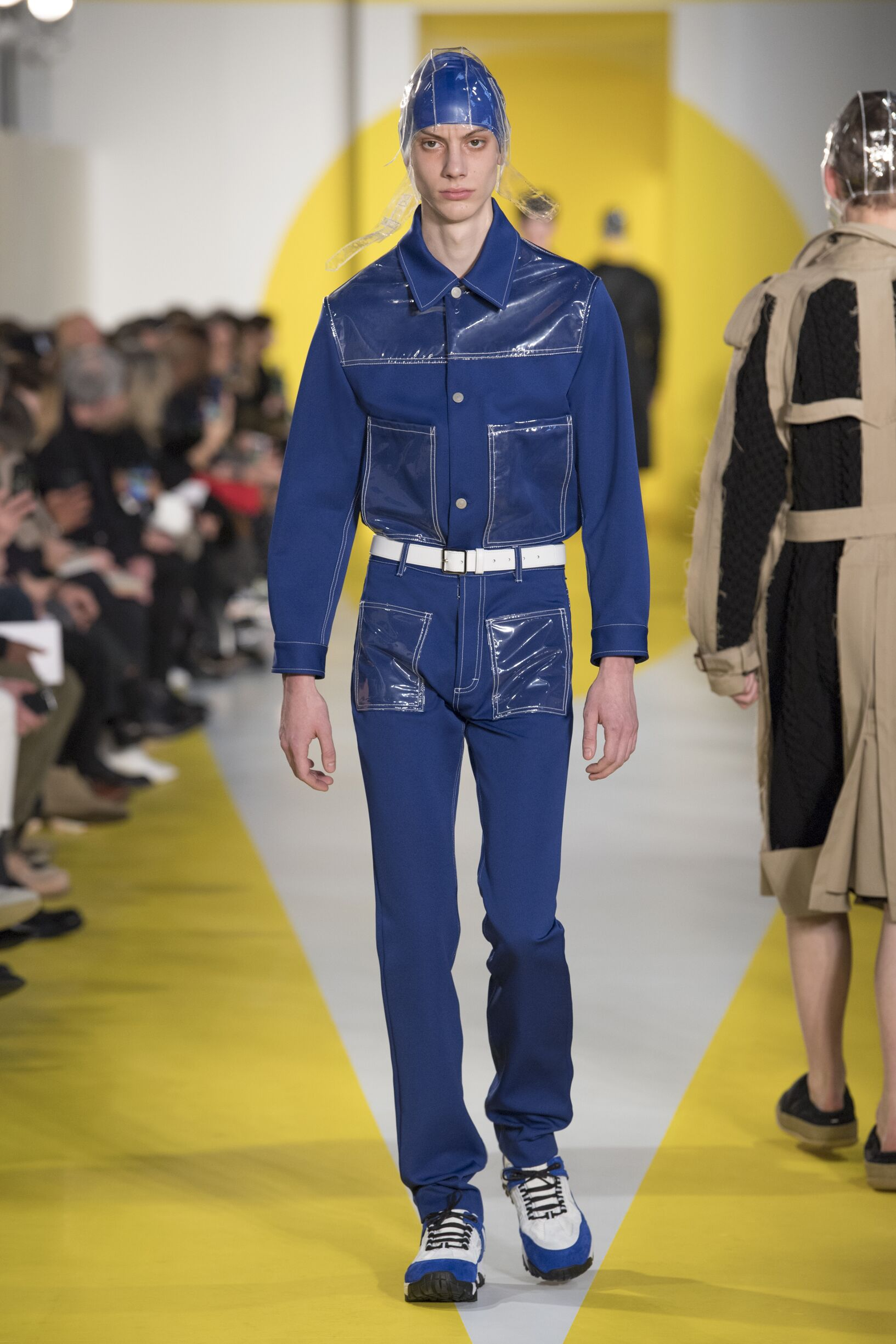 Maison Margiela Fall Winter 2018 Mens Collection Paris Fashion Week