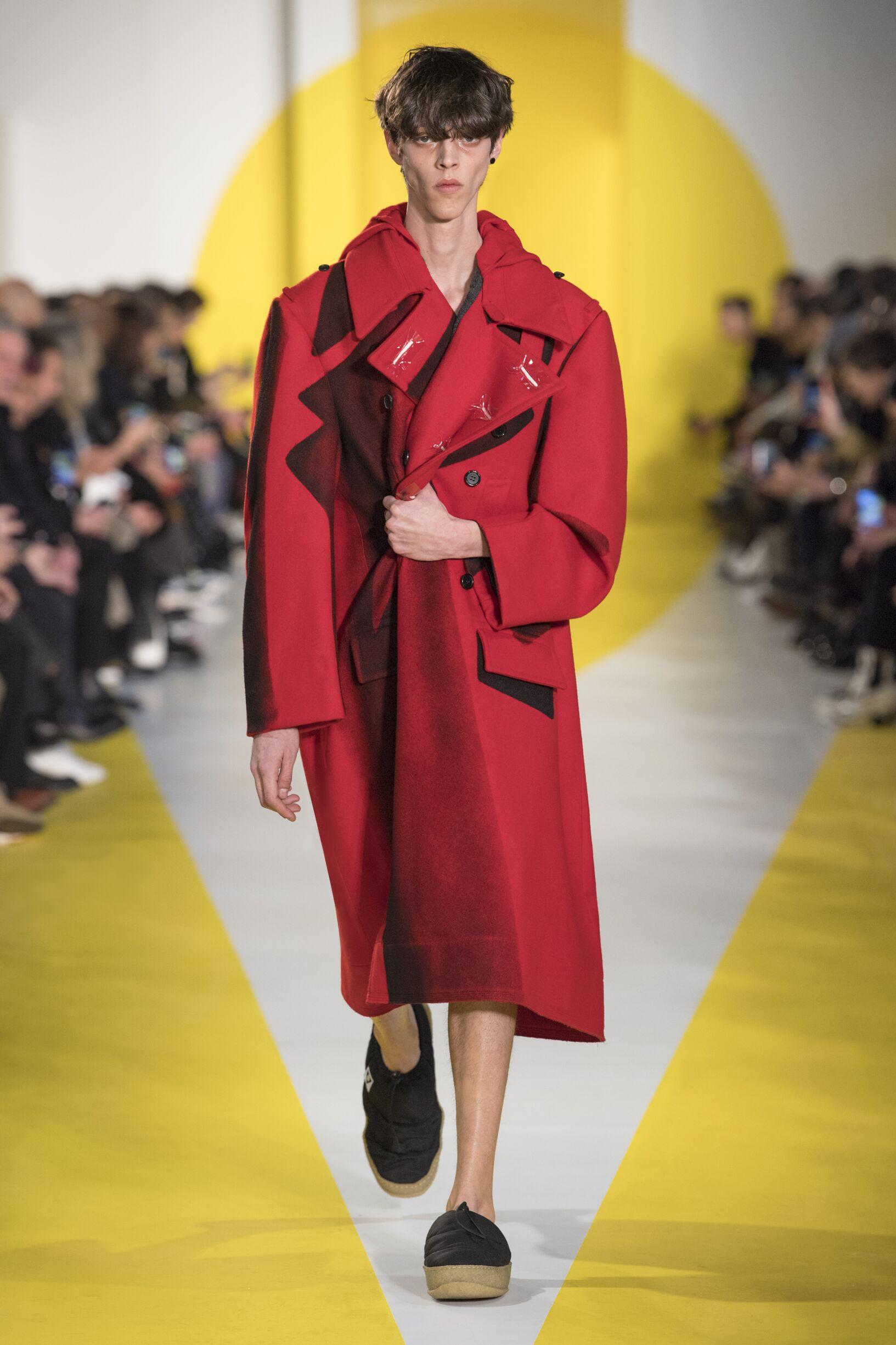 Maison Margiela Fashion Show FW 2018