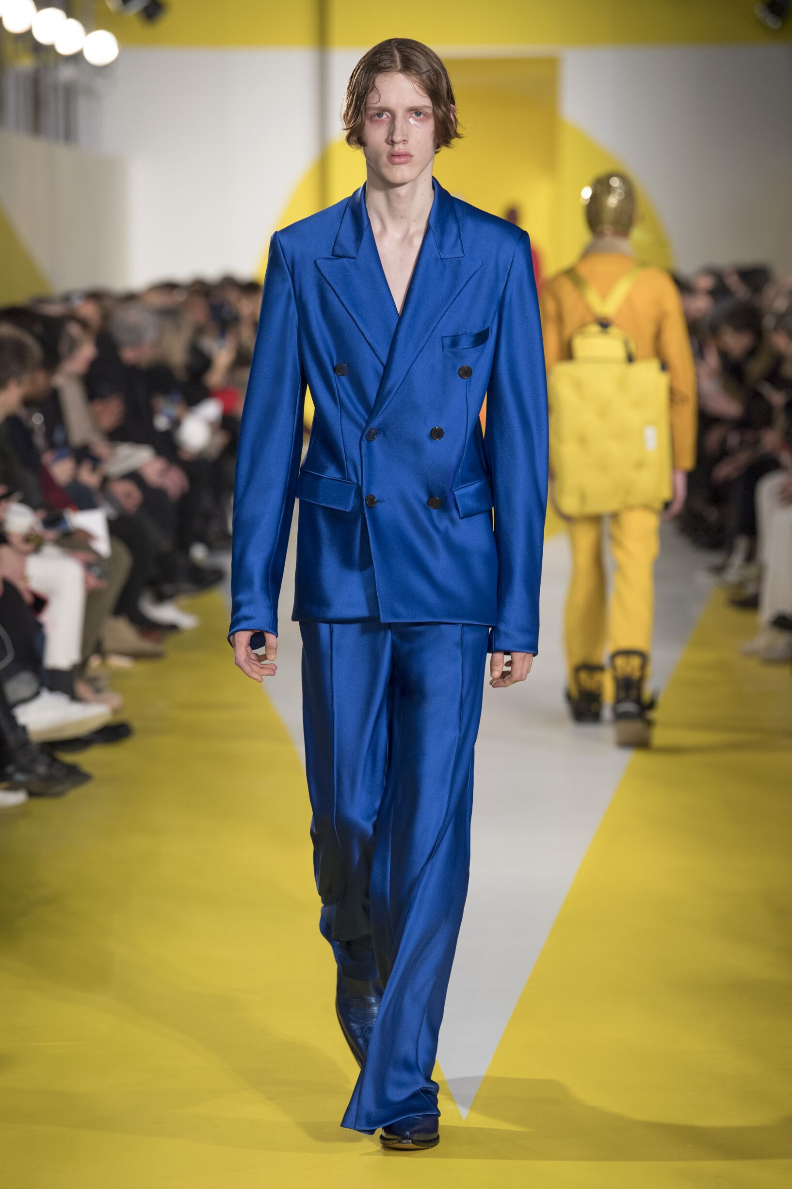 Maison Margiela Paris Fashion Week Menswear