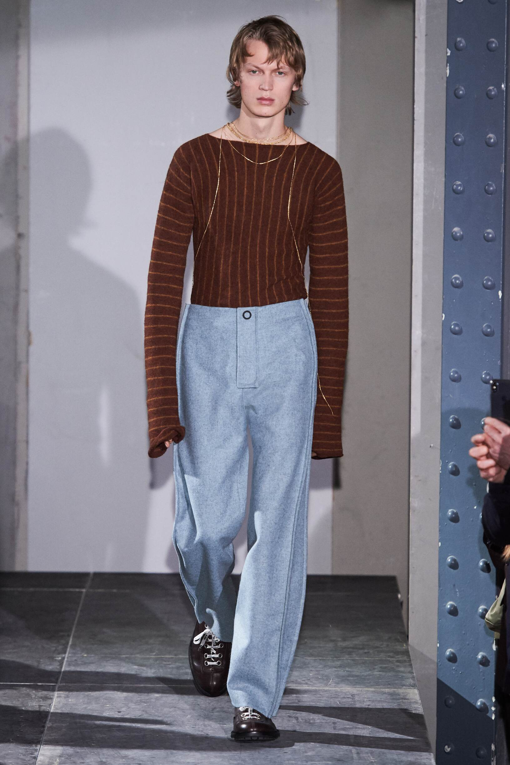 Man FW 2018-19 Fashion Show Acne Studios