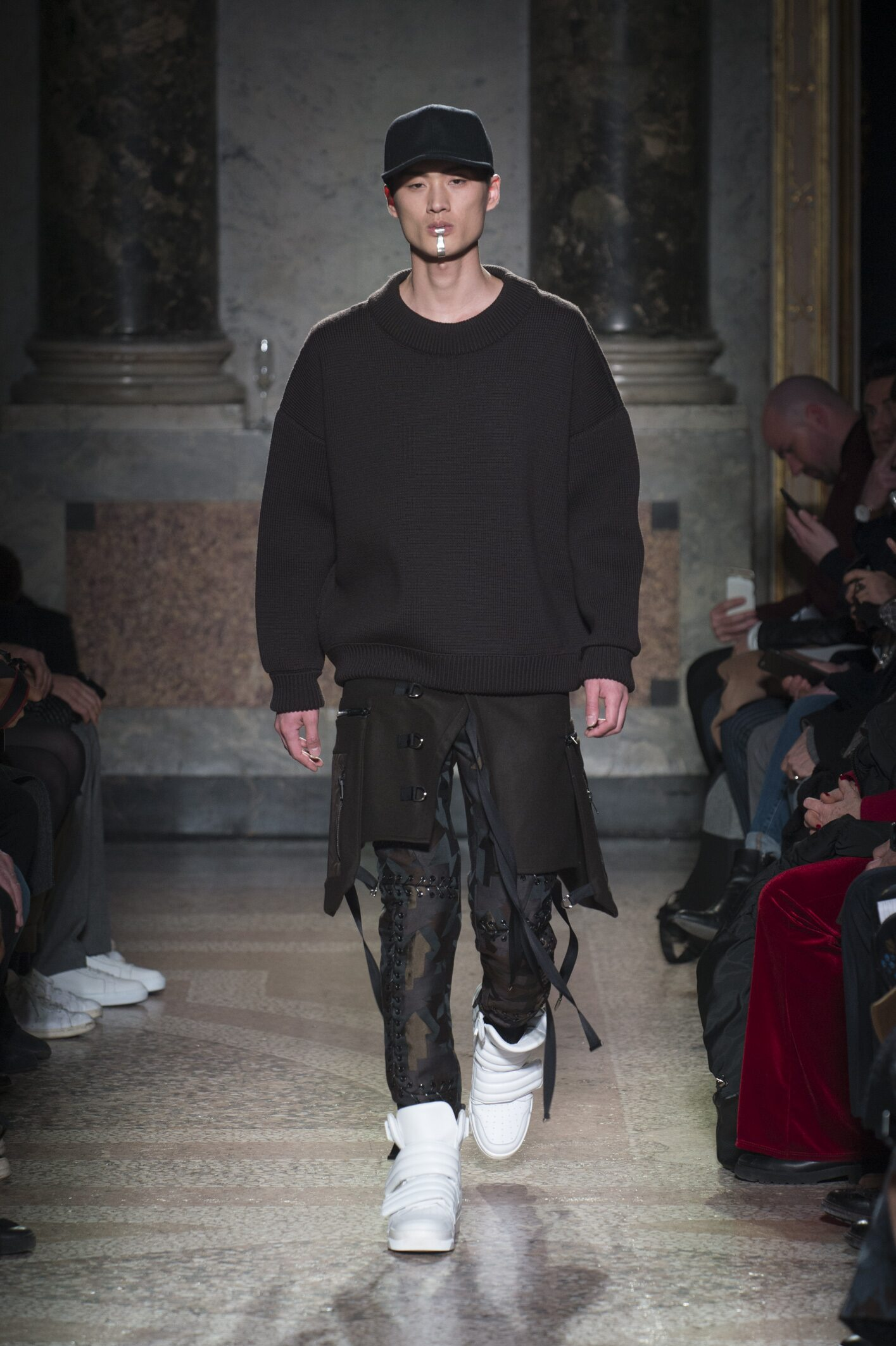 Man FW 2018-19 Fashion Show Les Hommes