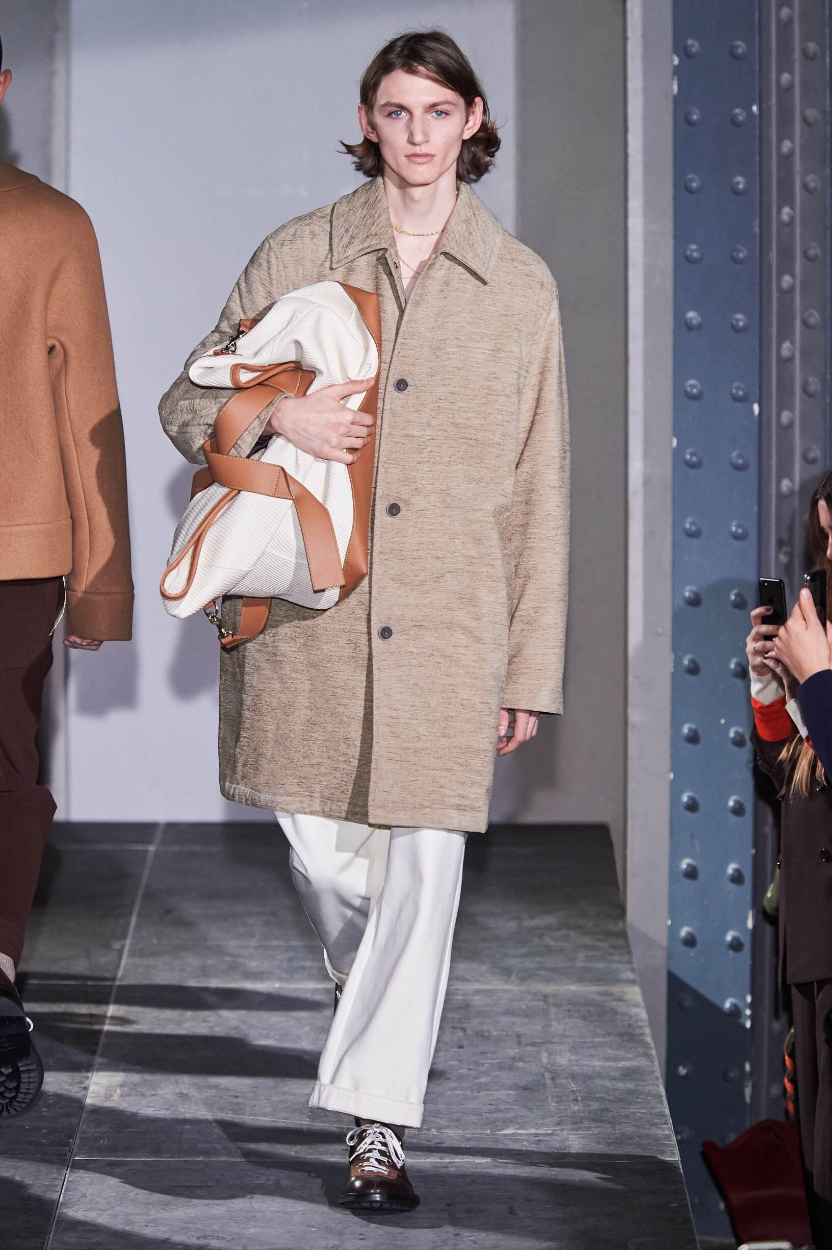 Man Fall 2018 Fashion Trends Acne Studios