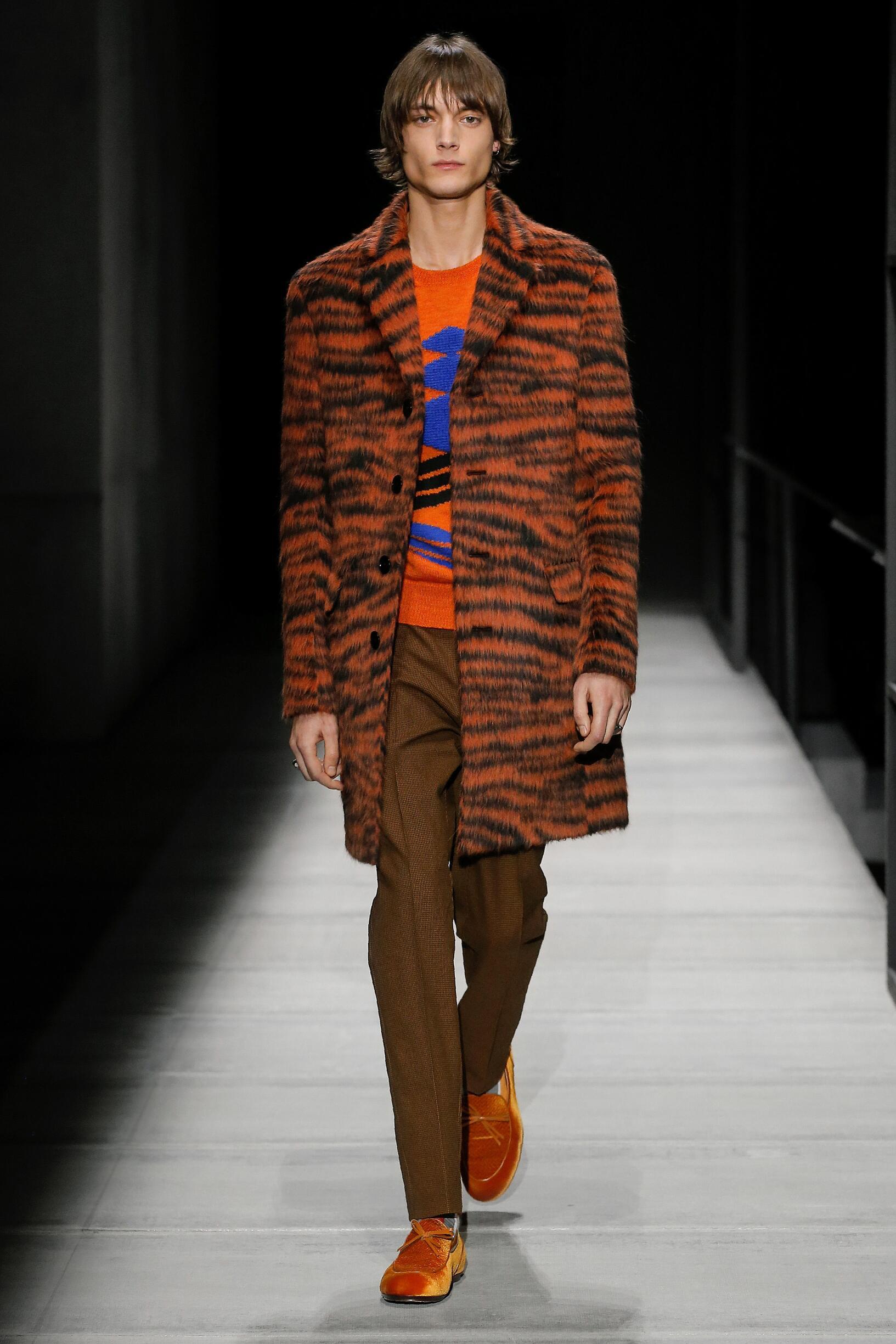 Man Fall 2018 Fashion Trends Bottega Veneta