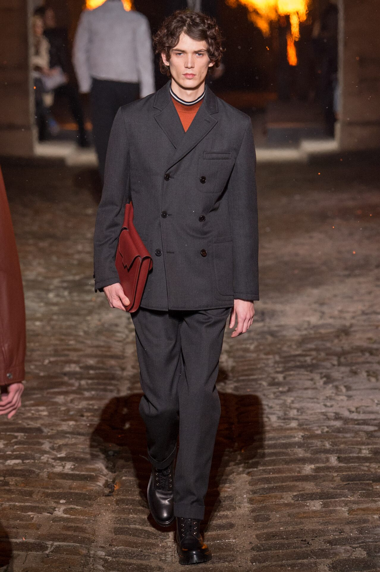 Man Fall 2018 Fashion Trends Hermès