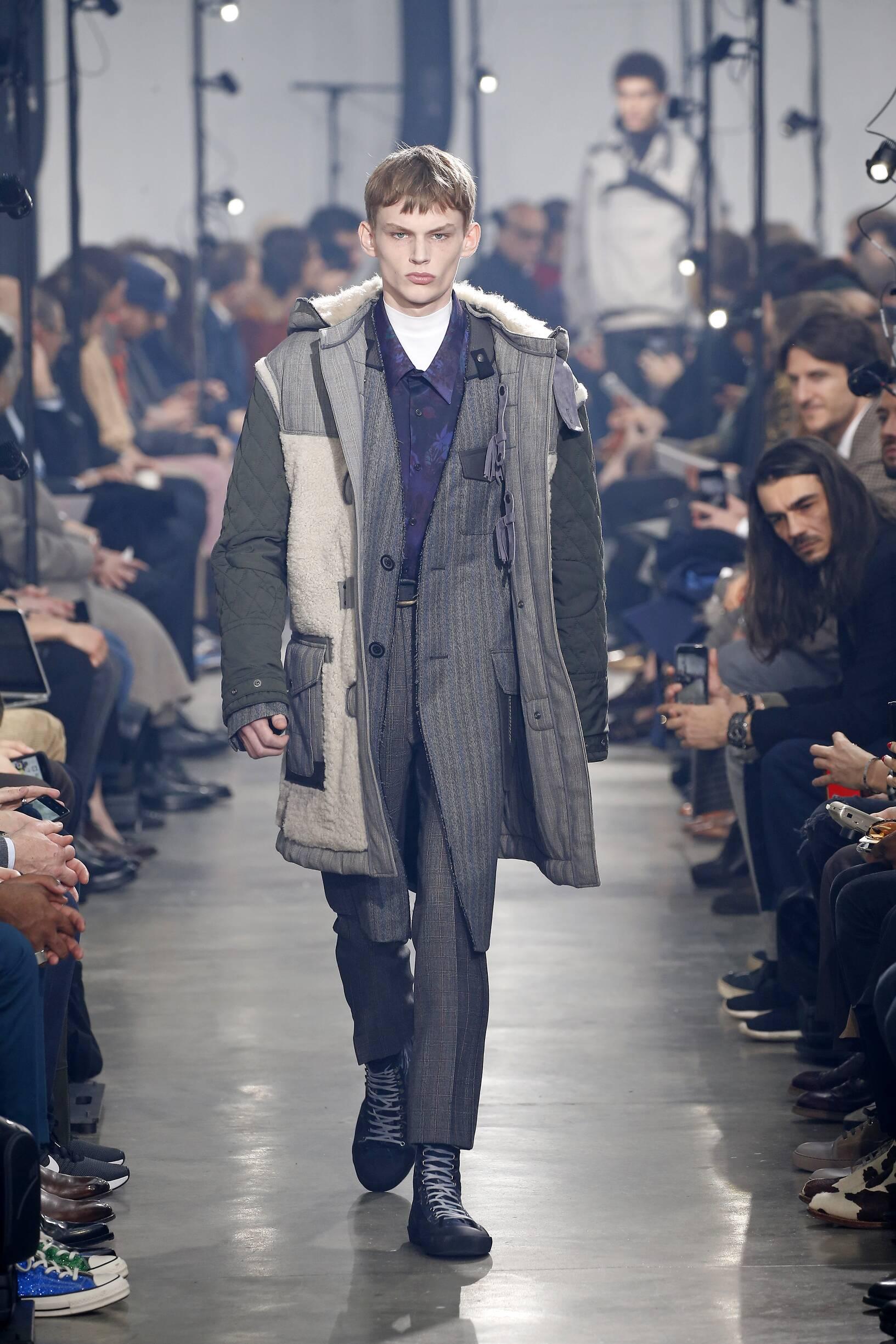 Man Fall 2018 Fashion Trends Lanvin