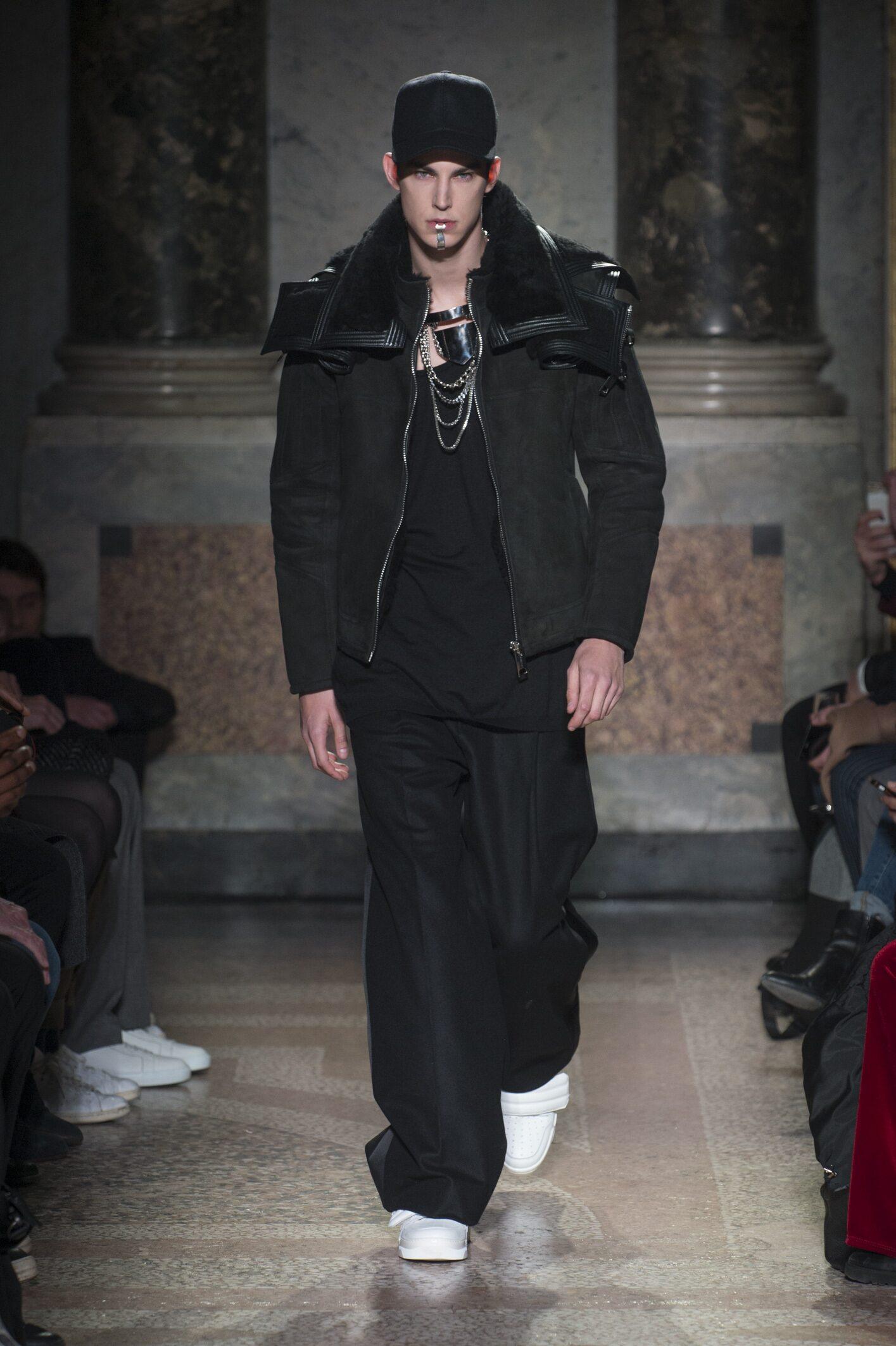 Man Fall 2018 Fashion Trends Les Hommes