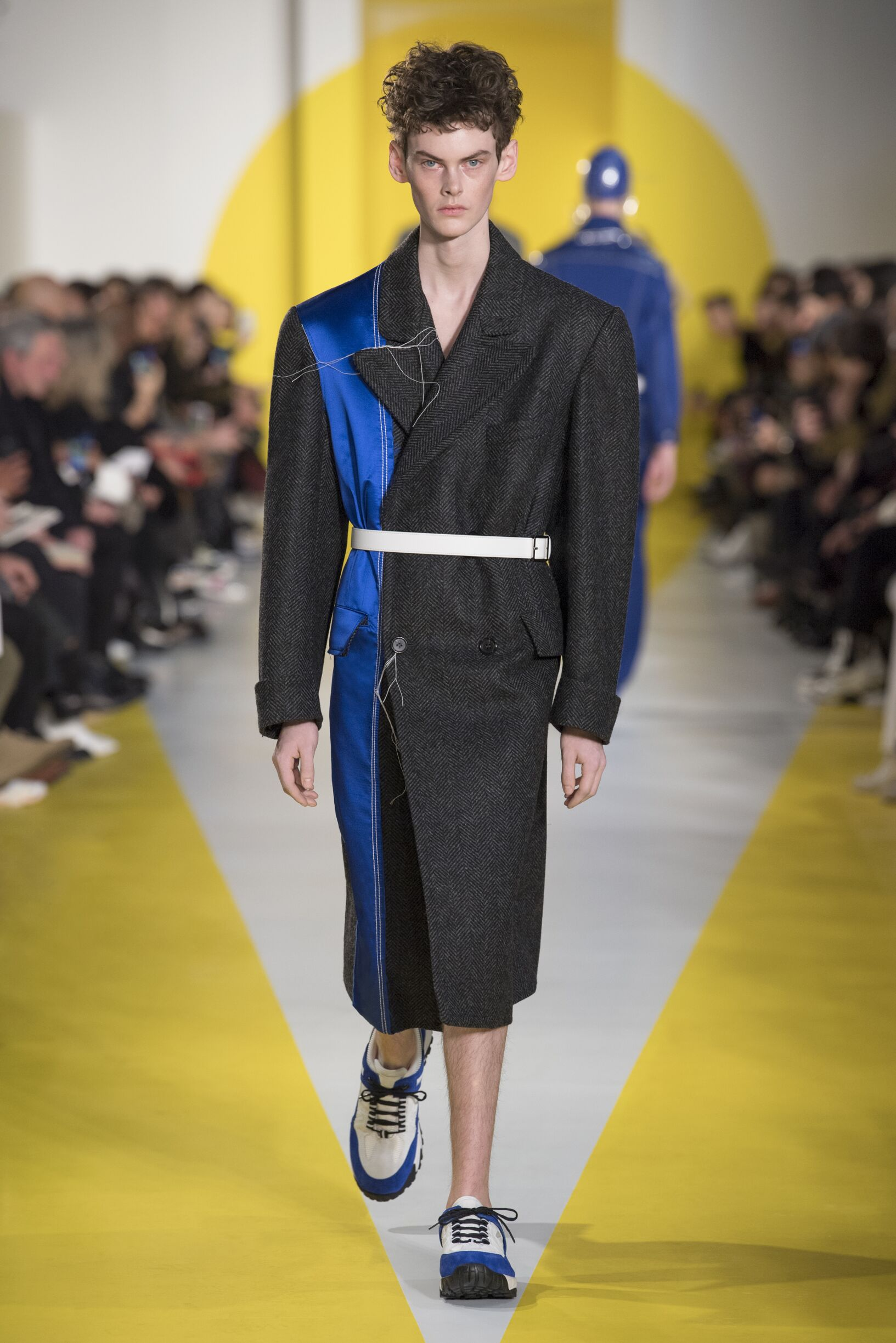 Man Fall 2018 Fashion Trends Maison Margiela