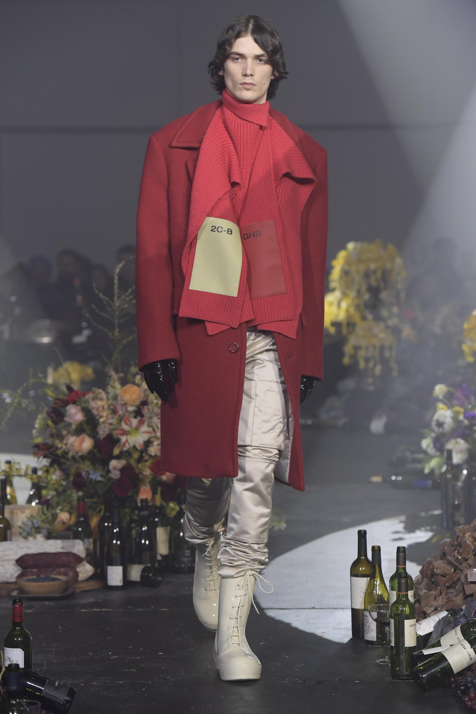 Man Fall 2018 Fashion Trends Raf Simons