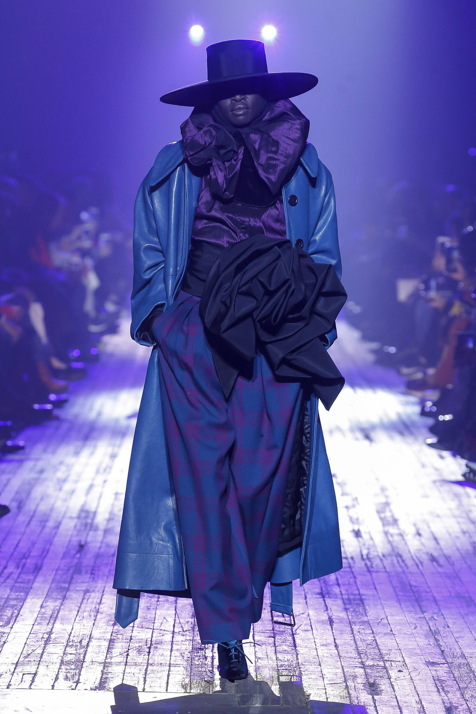 Marc Jacobs Fall 2018 Catwalk