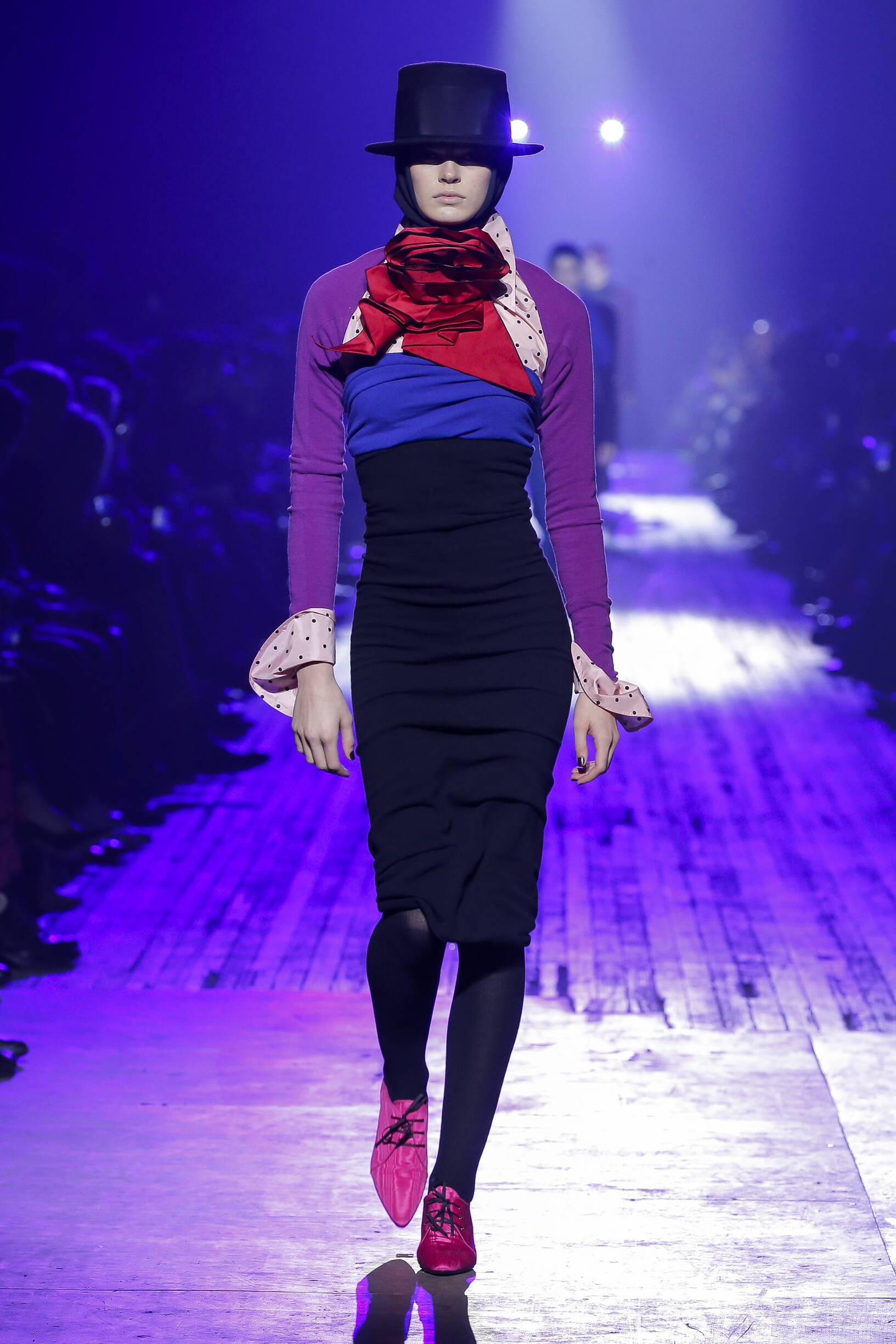 Marc Jacobs Fall Winter 2018 Womens Collection New York Fashion Week