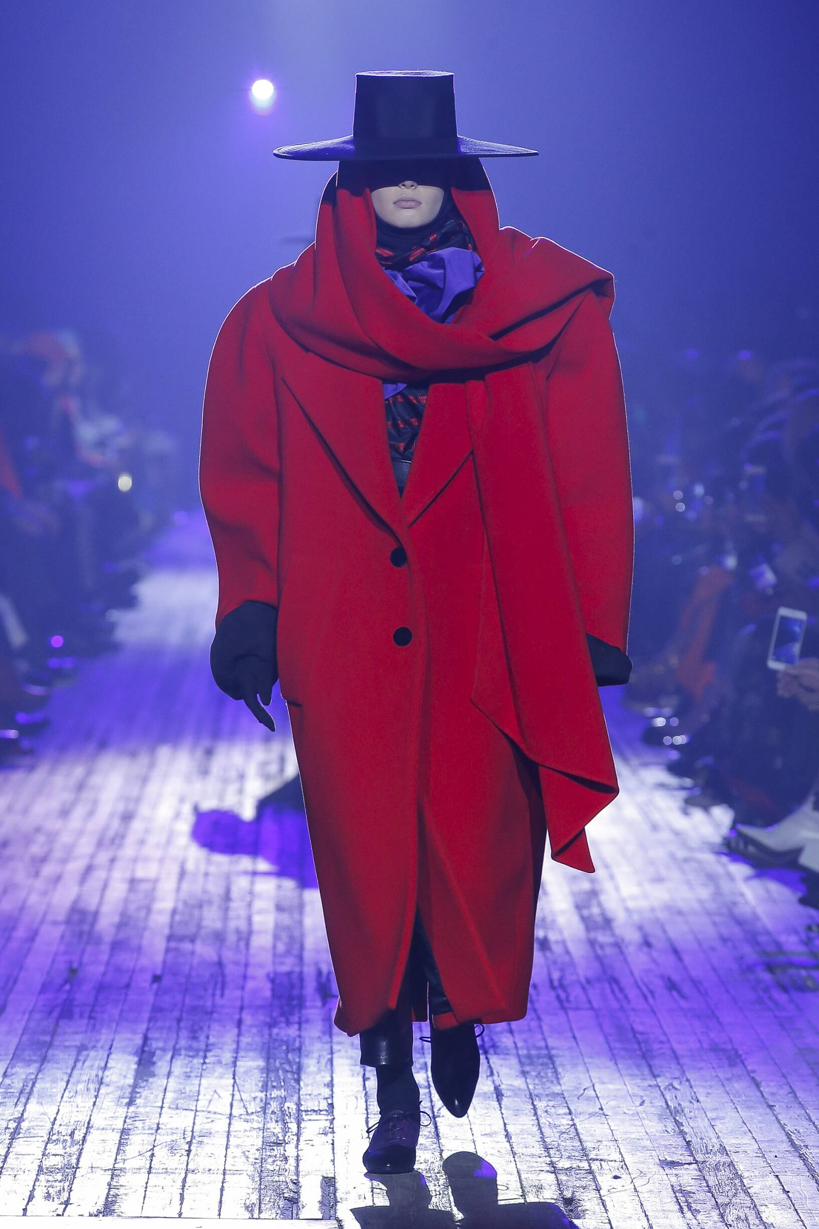 Marc Jacobs Fashion Show FW 2018