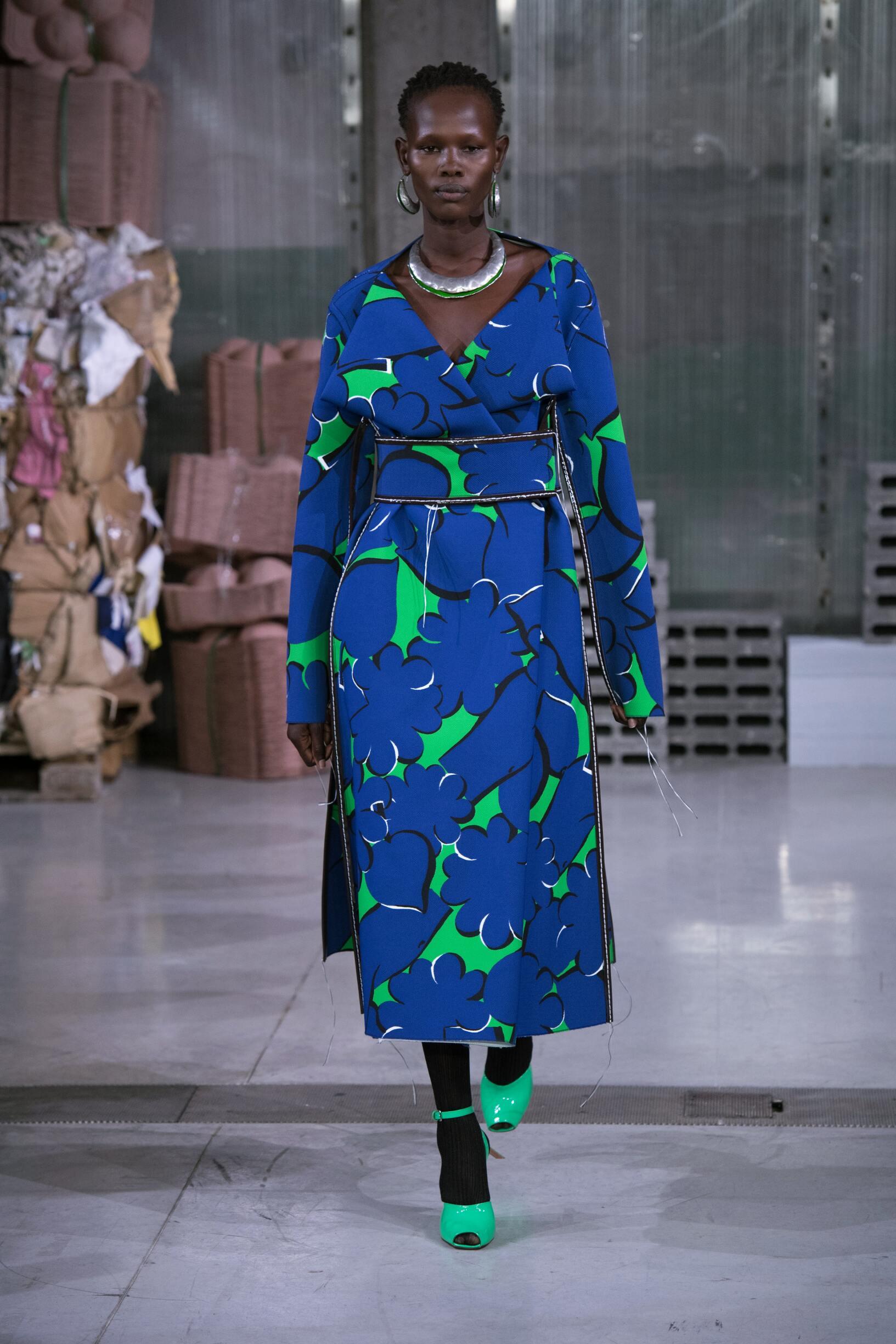 Marni 2018 Woman Milan