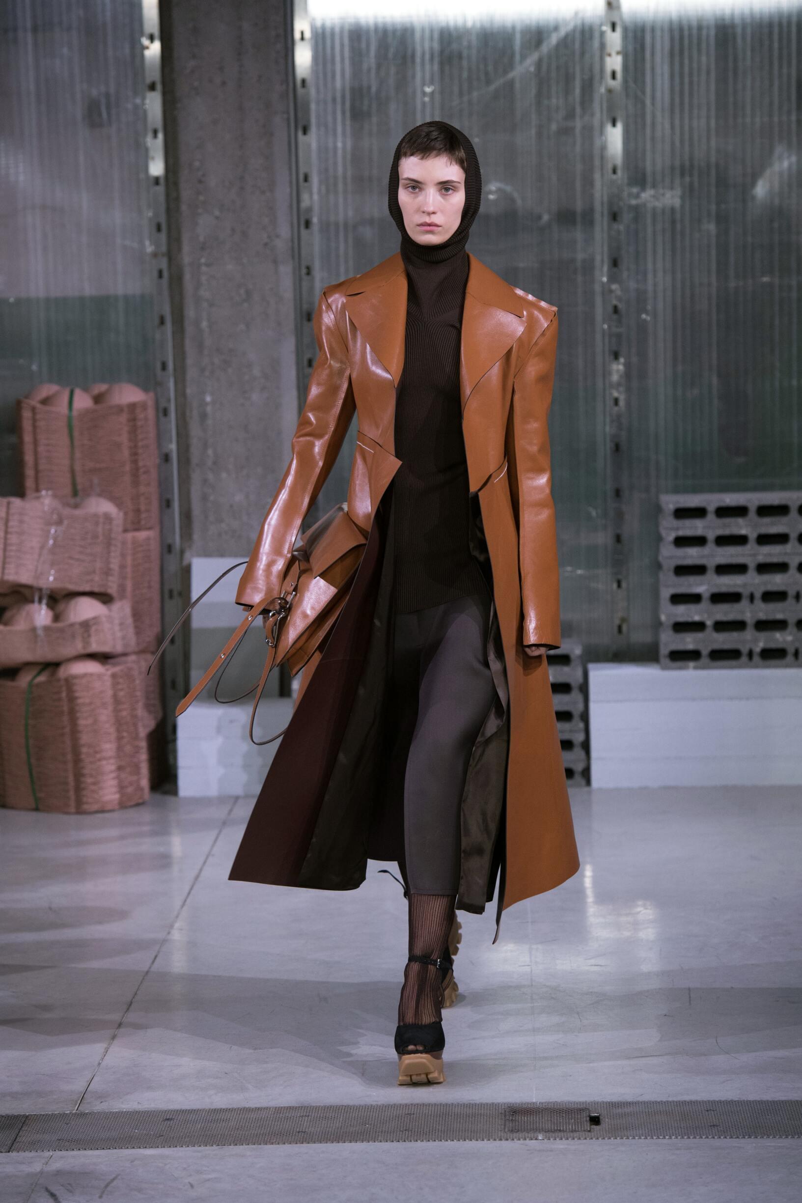 Marni Fall Winter 2018 Womens Collection Milan Fashion Week