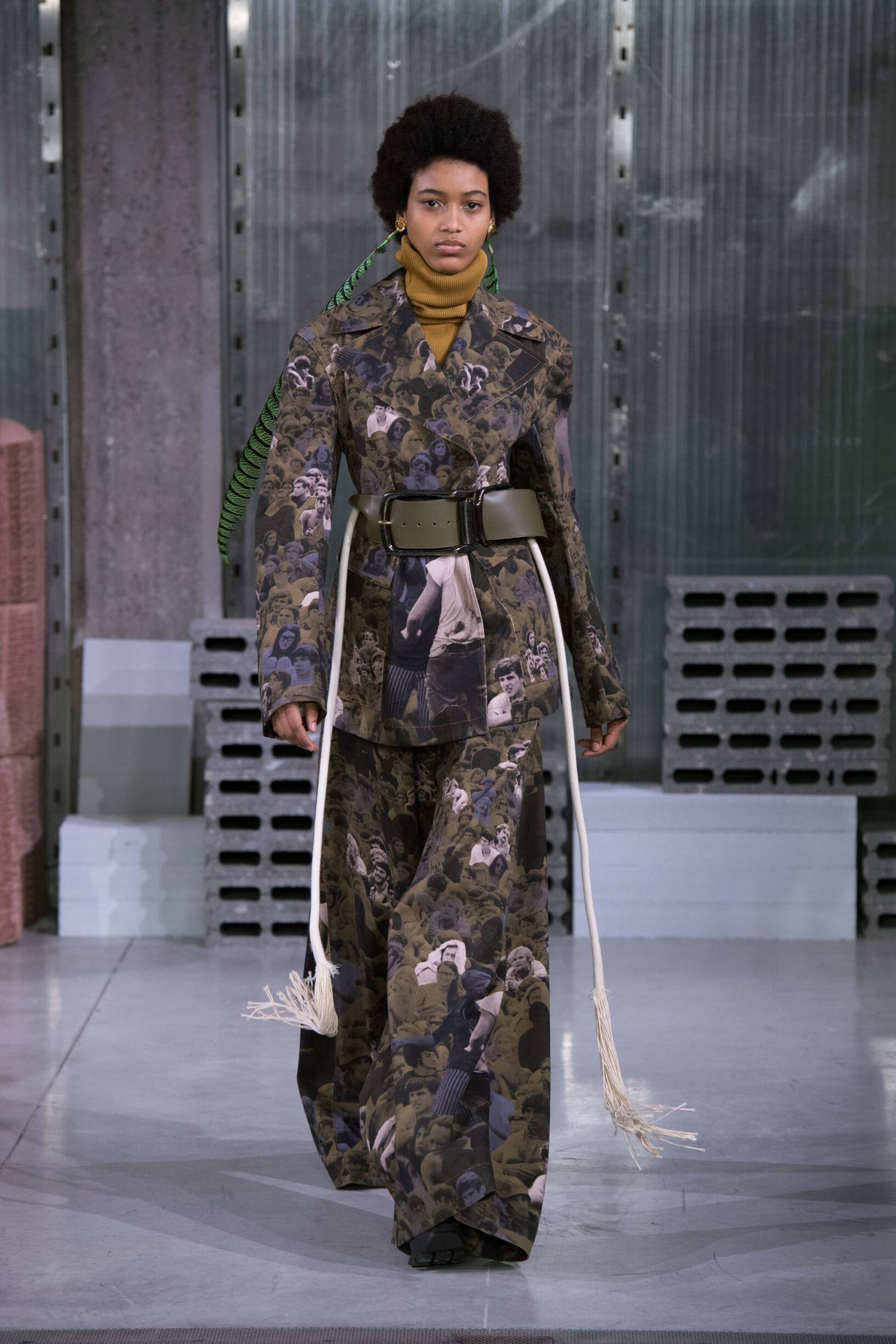 Marni Fashion Show