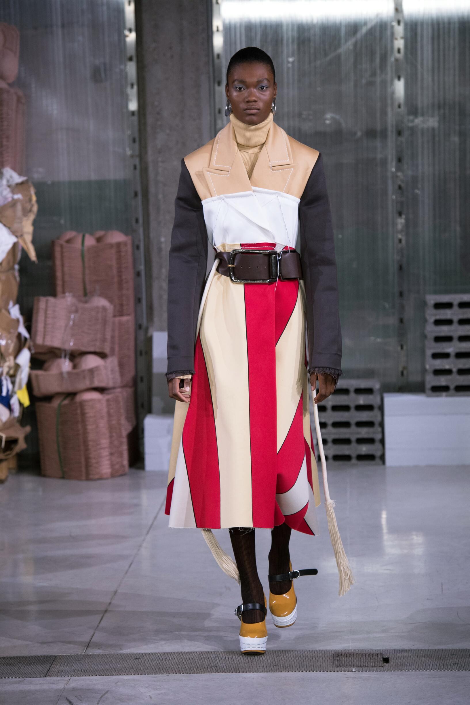 Marni Woman Style 2018