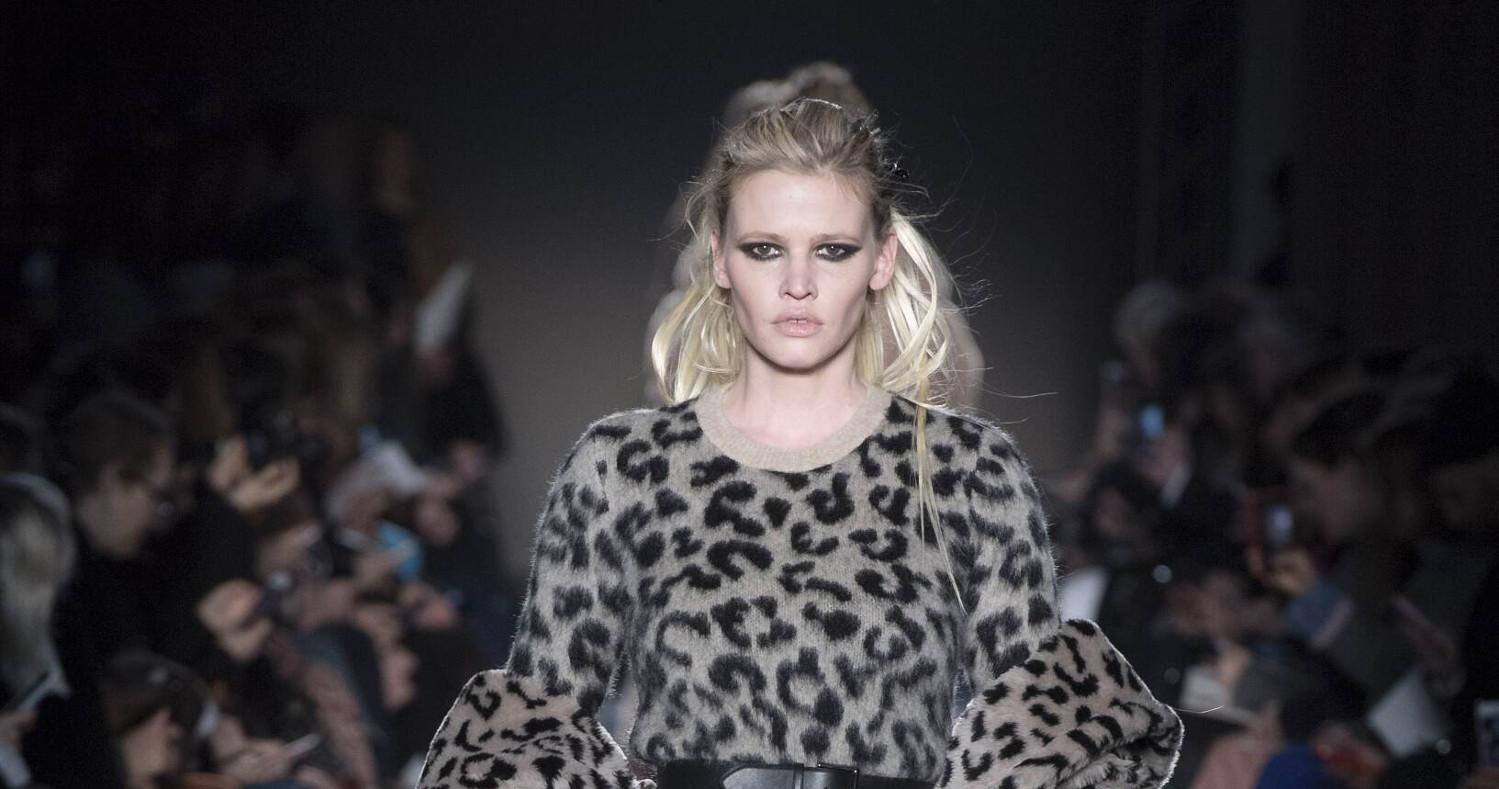 Max Mara Fashion Show FW 2018 Milan