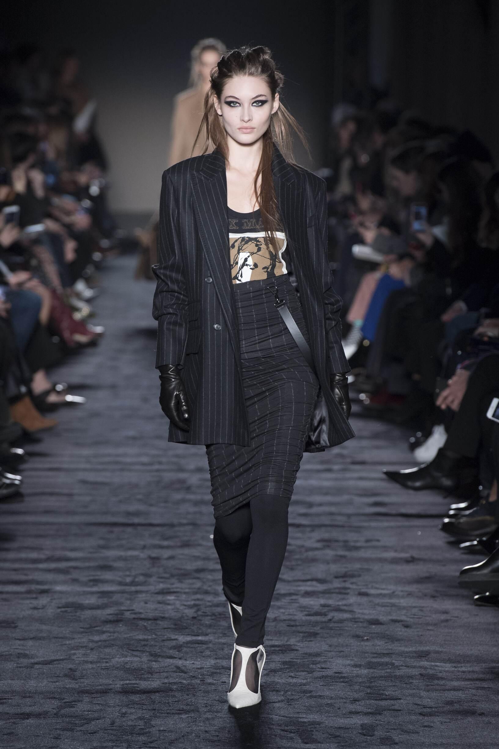 Max Mara Fashion Show