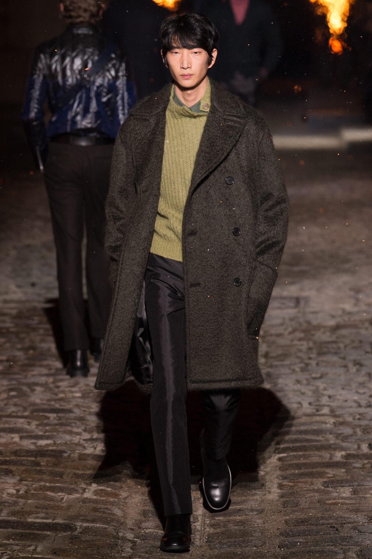 Menswear FW Hermès 2018