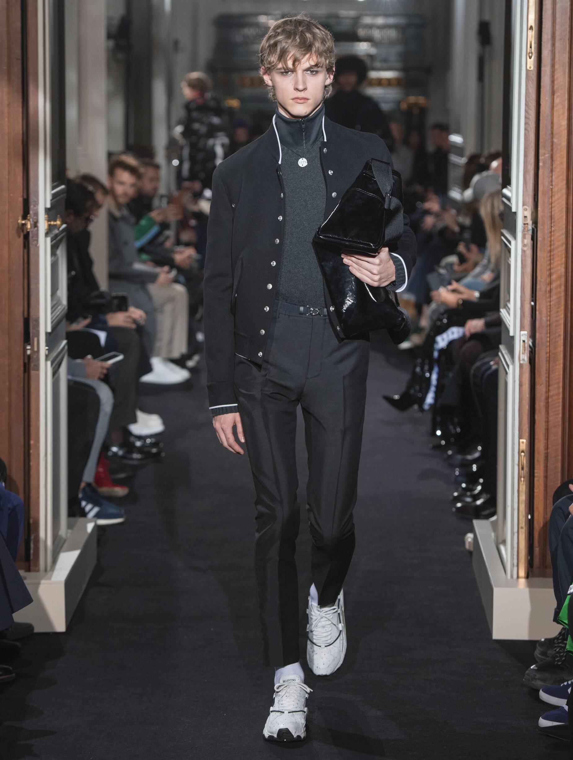 Menswear FW Valentino 2018