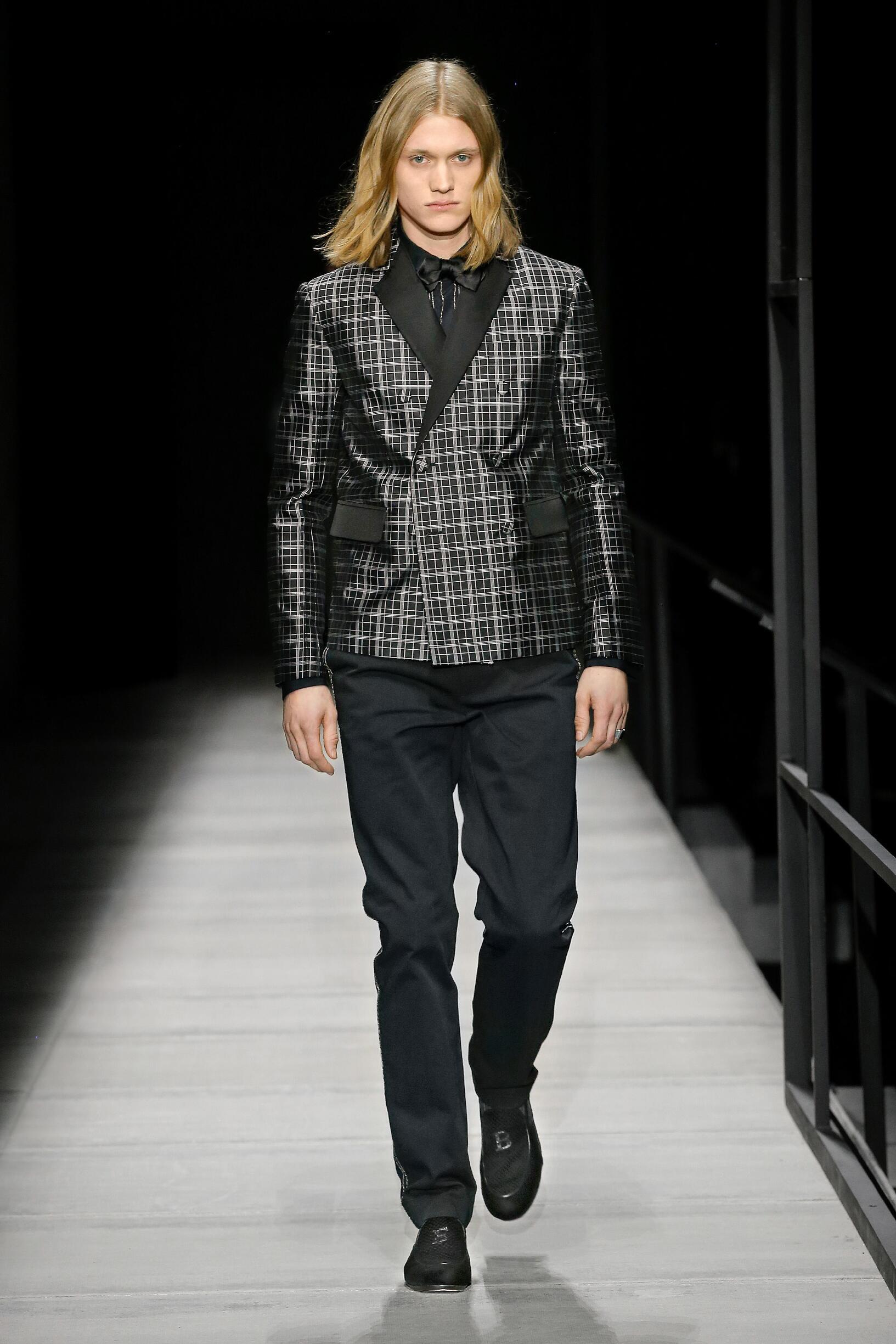 Menswear Fashion Show Bottega Veneta