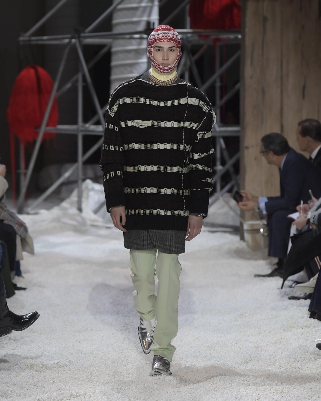 Menswear Fashion Show Calvin Klein 205W39NYC