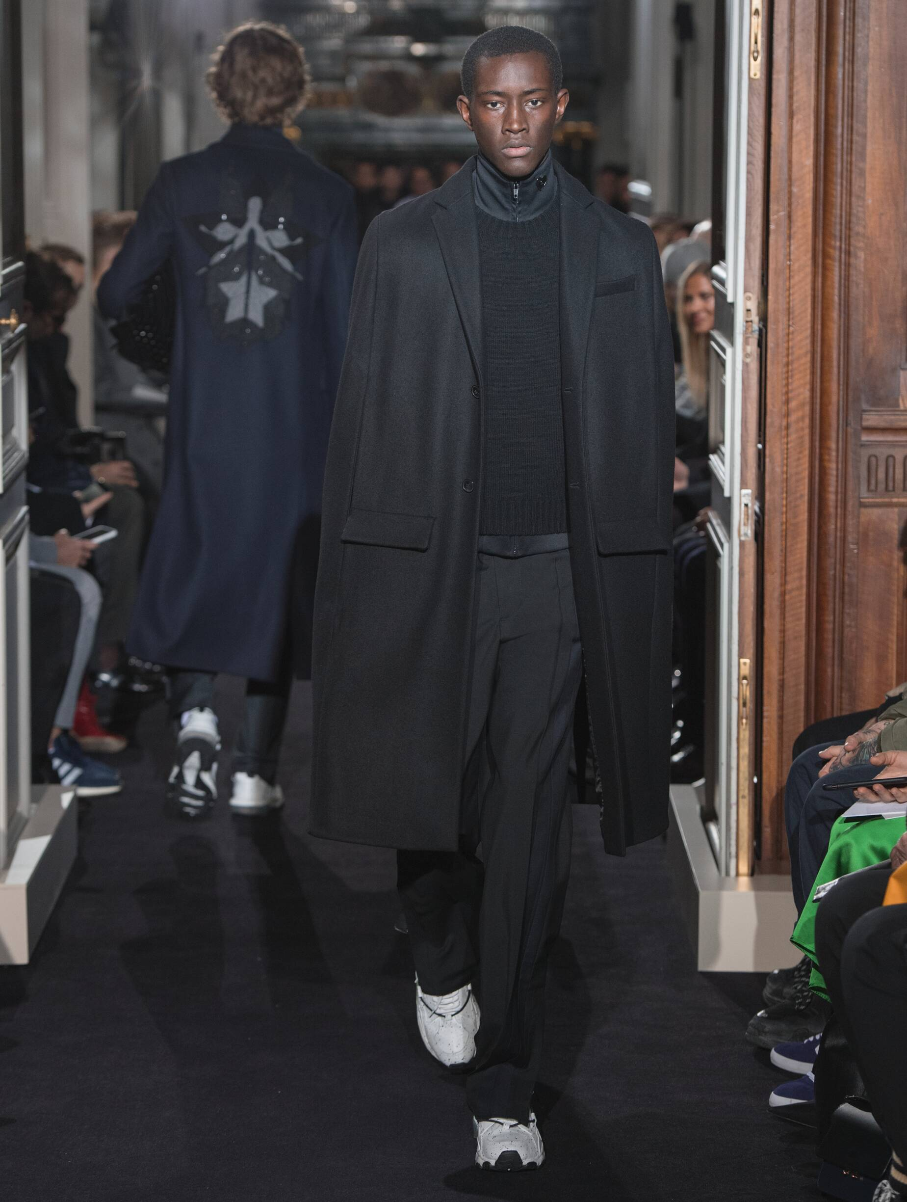Menswear Fashion Show Valentino