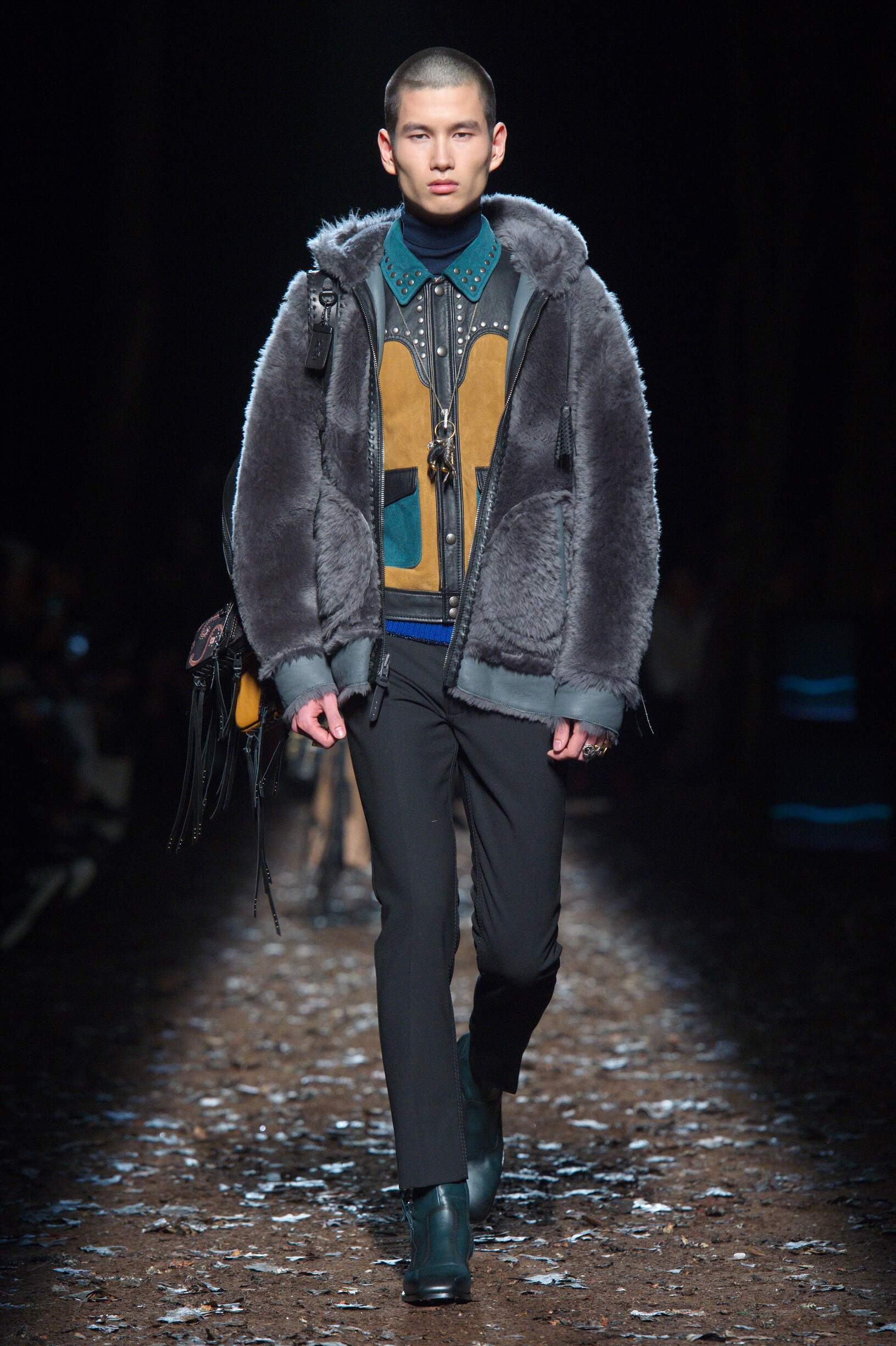 Menswear Winter Coach 1941 2018