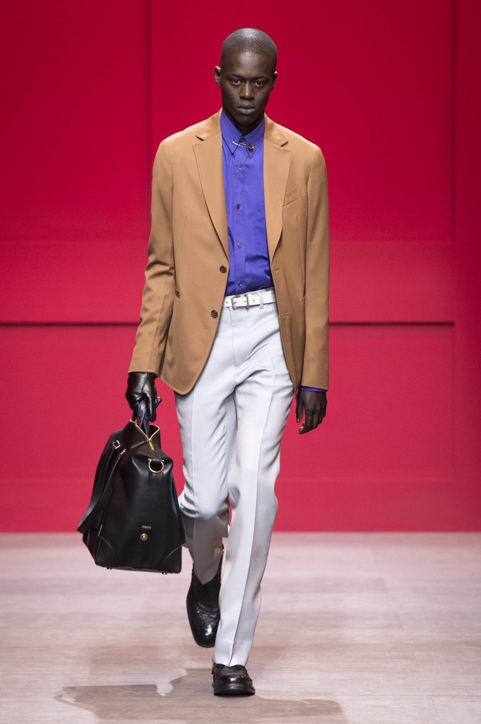 Menswear Winter Salvatore Ferragamo 2018