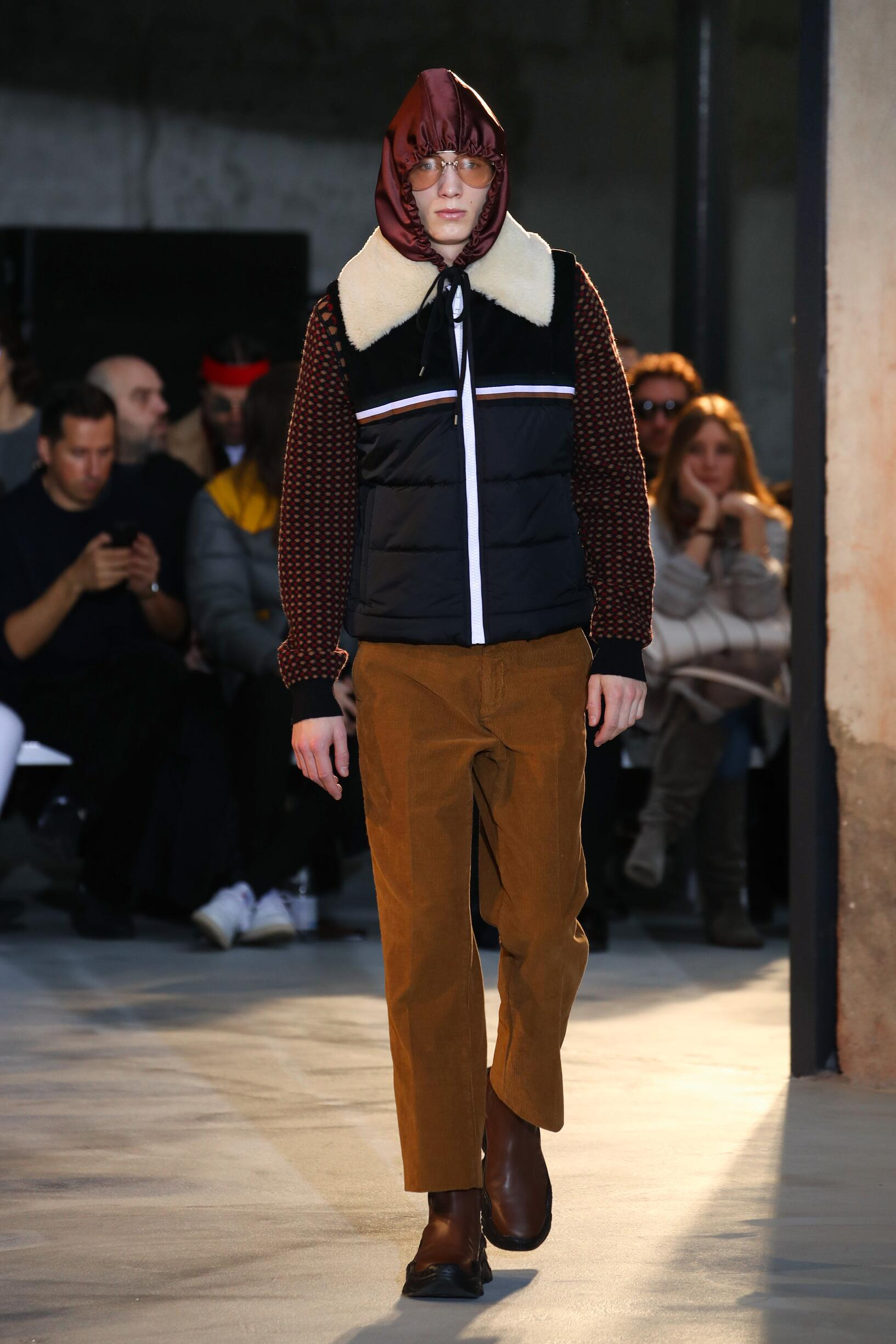 Model Fashion Show N°21