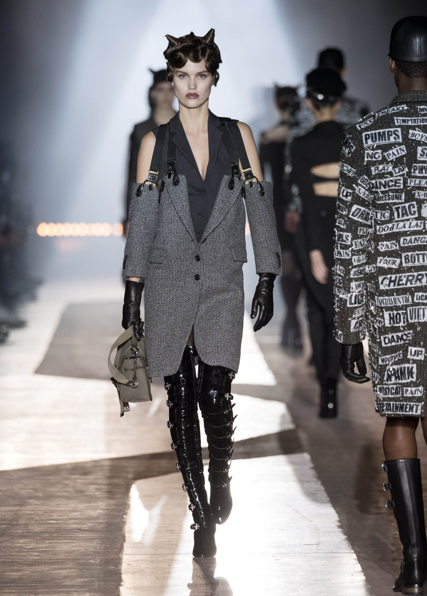 Moschino Catwalk Womenswear