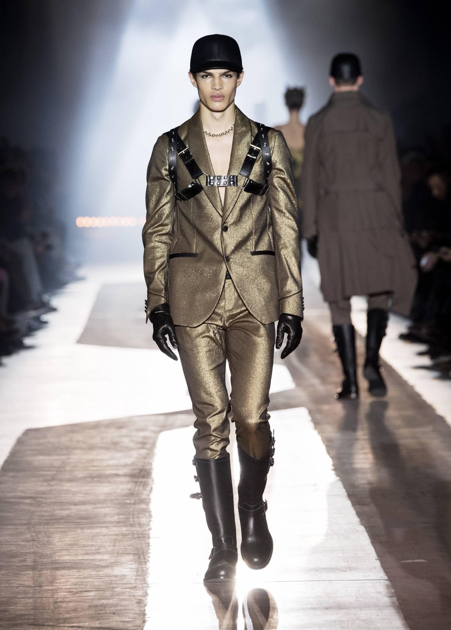 Moschino Menswear 2018-2019